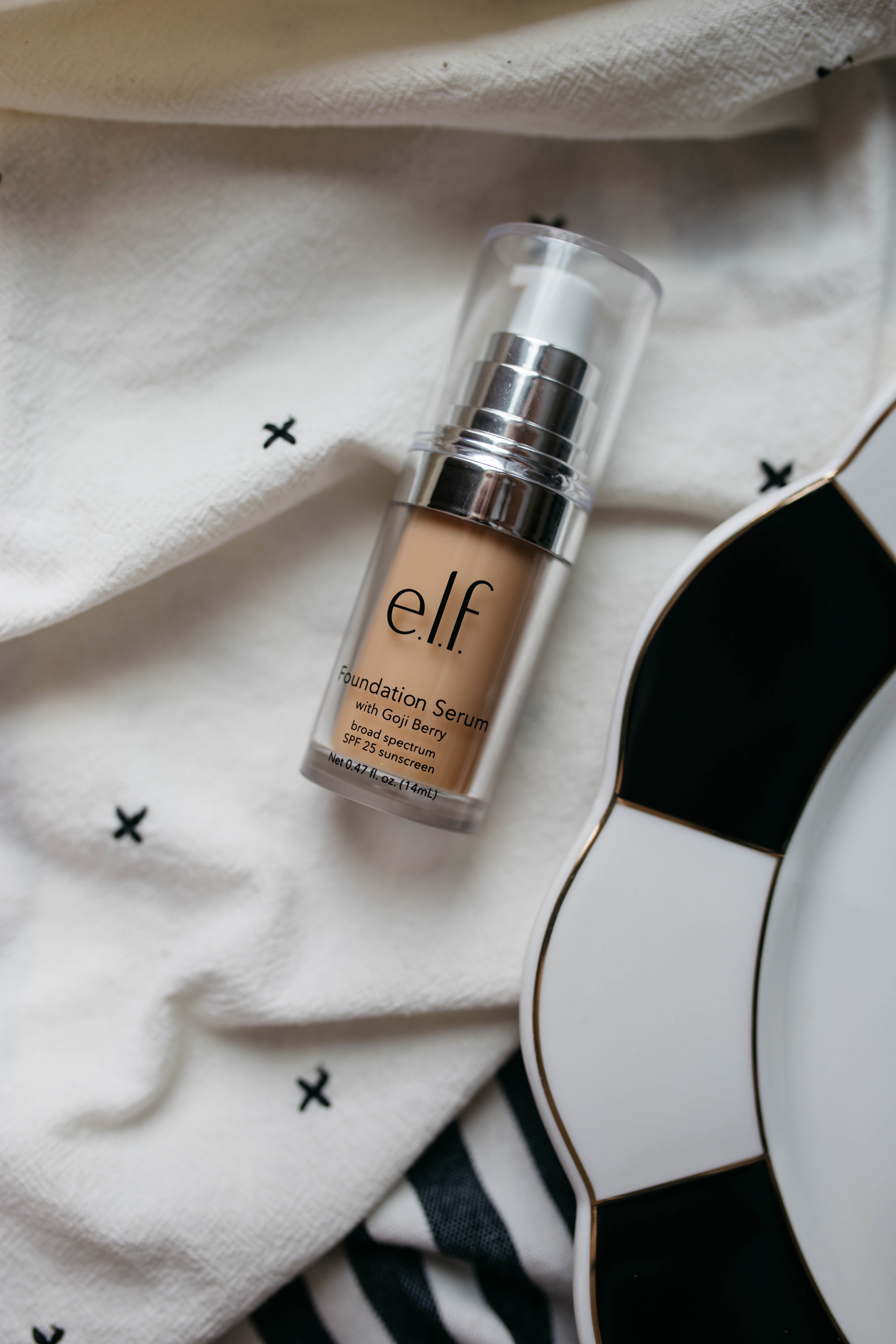 e.l.f foundation serum