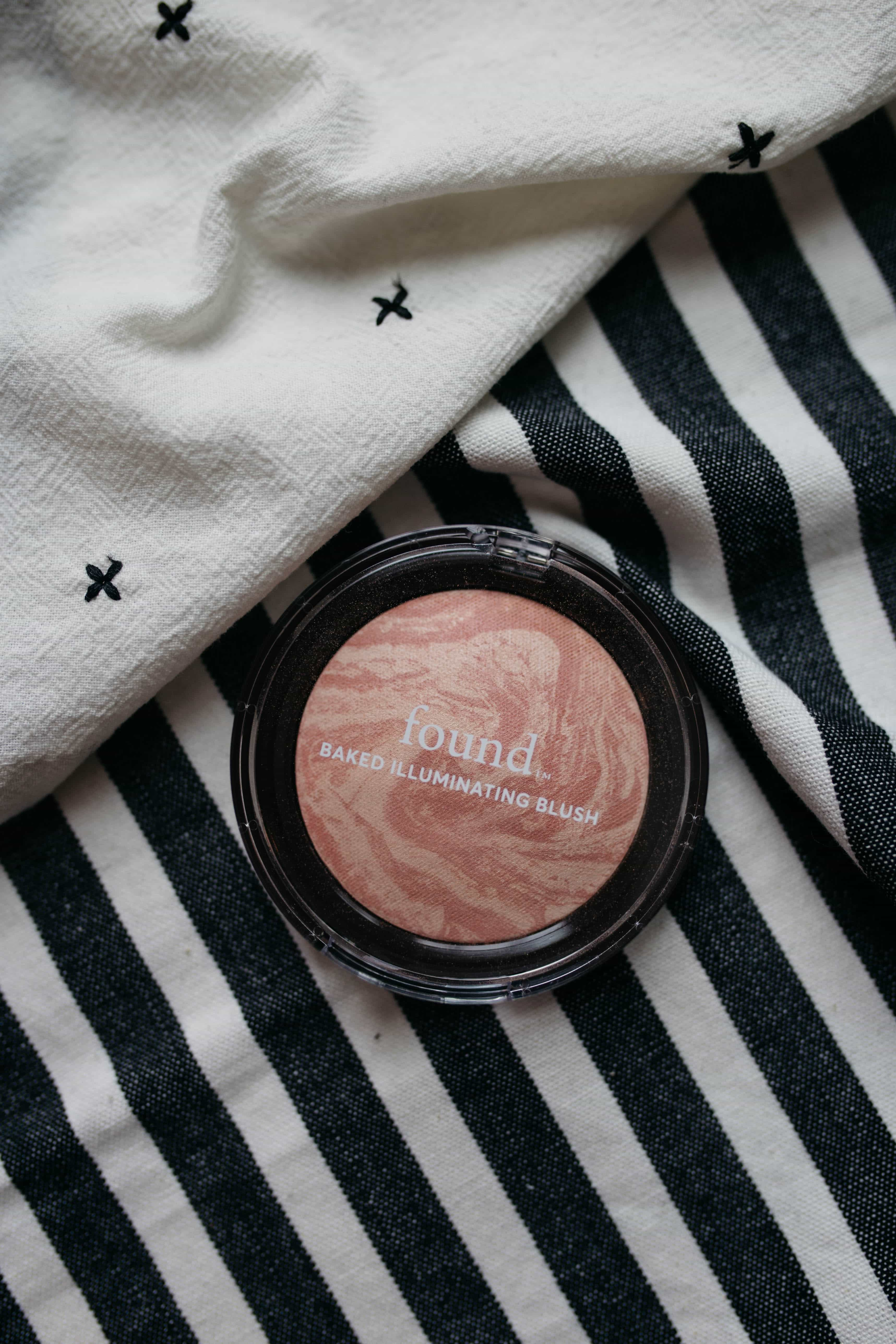 found blush