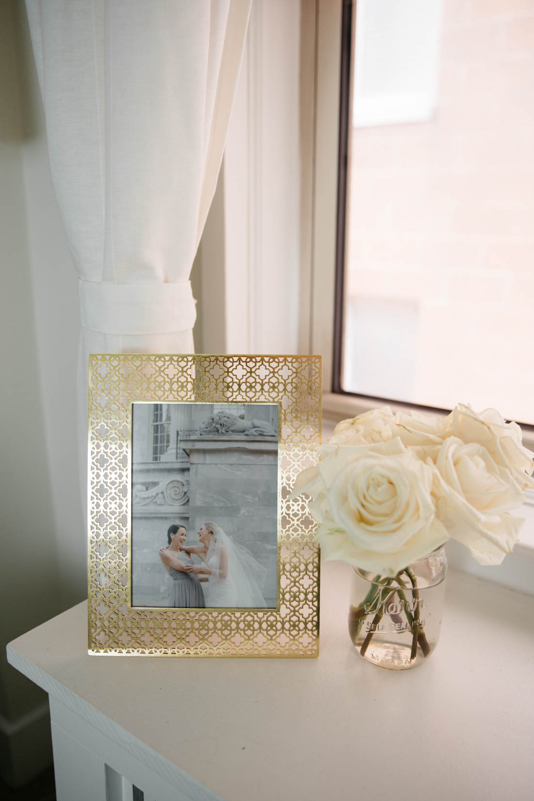 FILIGREE PHOTO FRAME