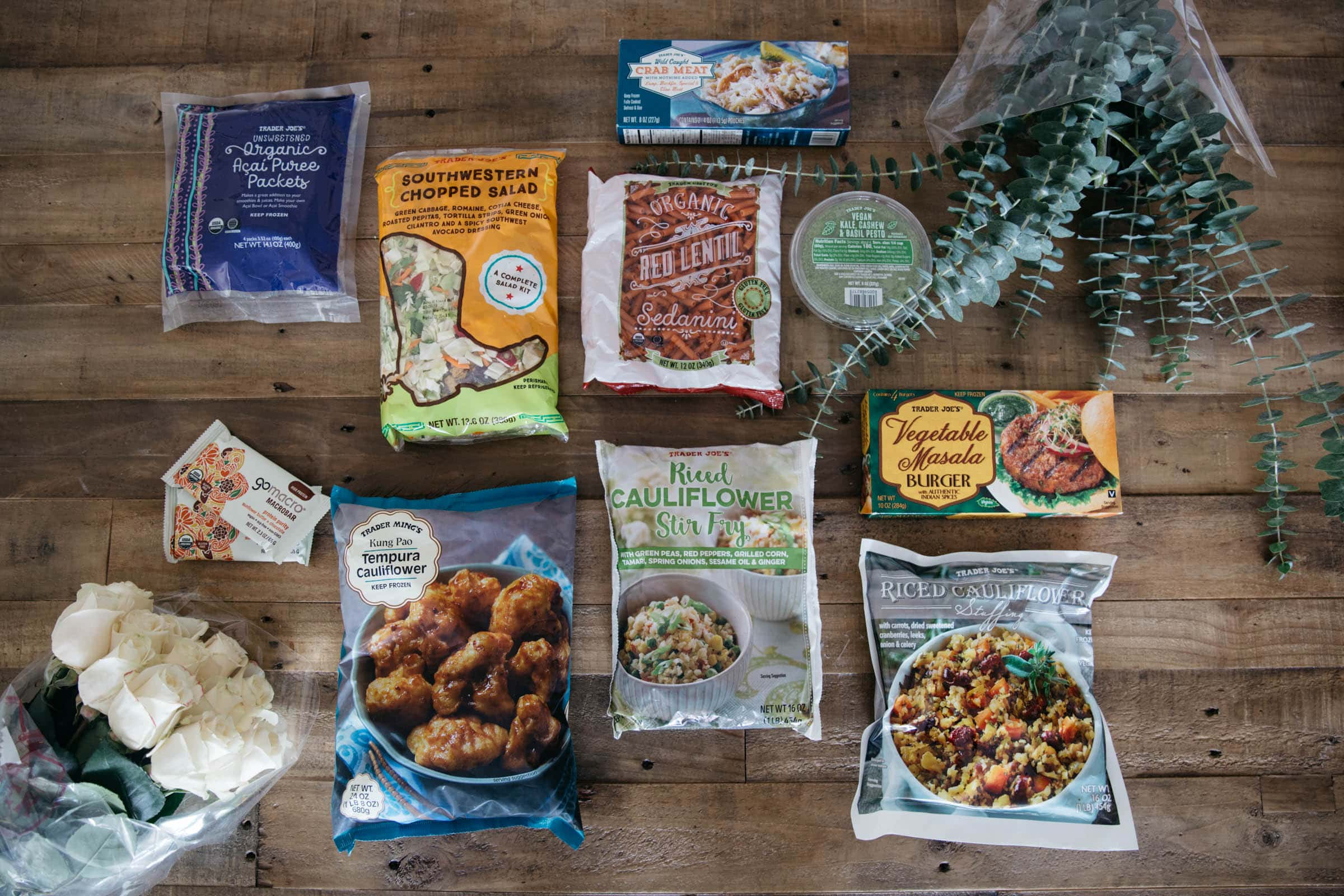 Healthy Trader Joe's Finds
