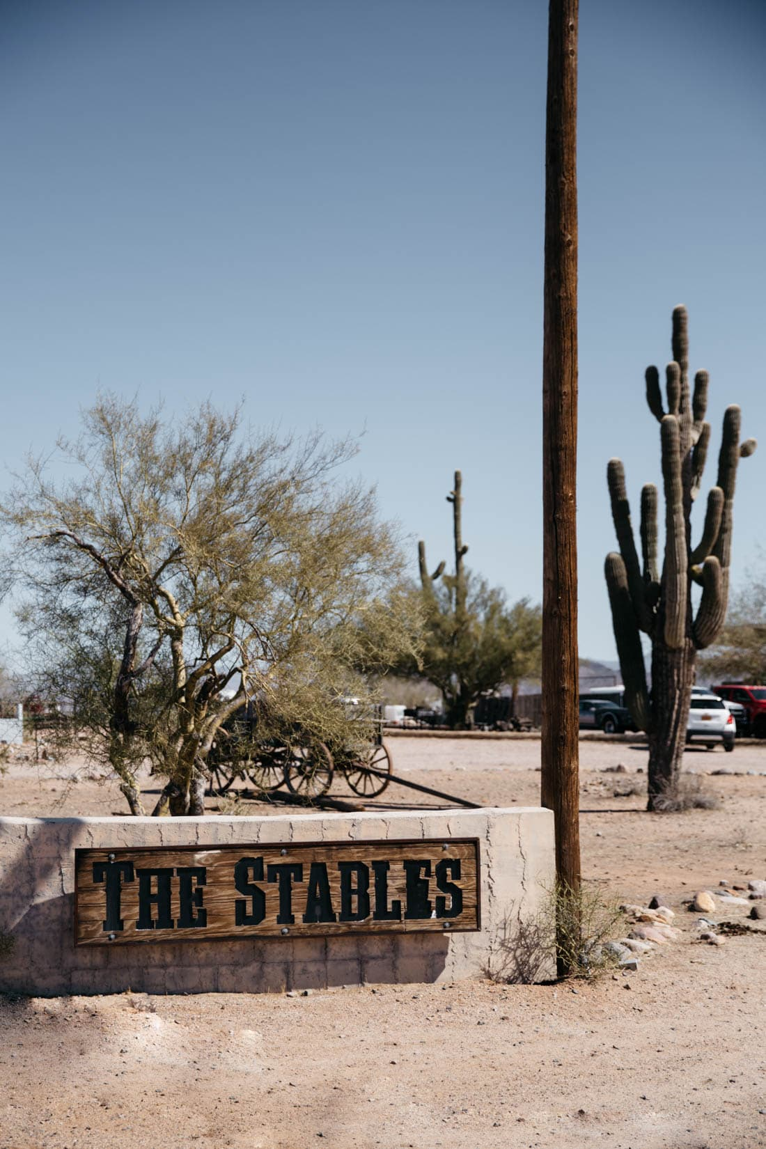 The Stables Fort McDowell Adventures