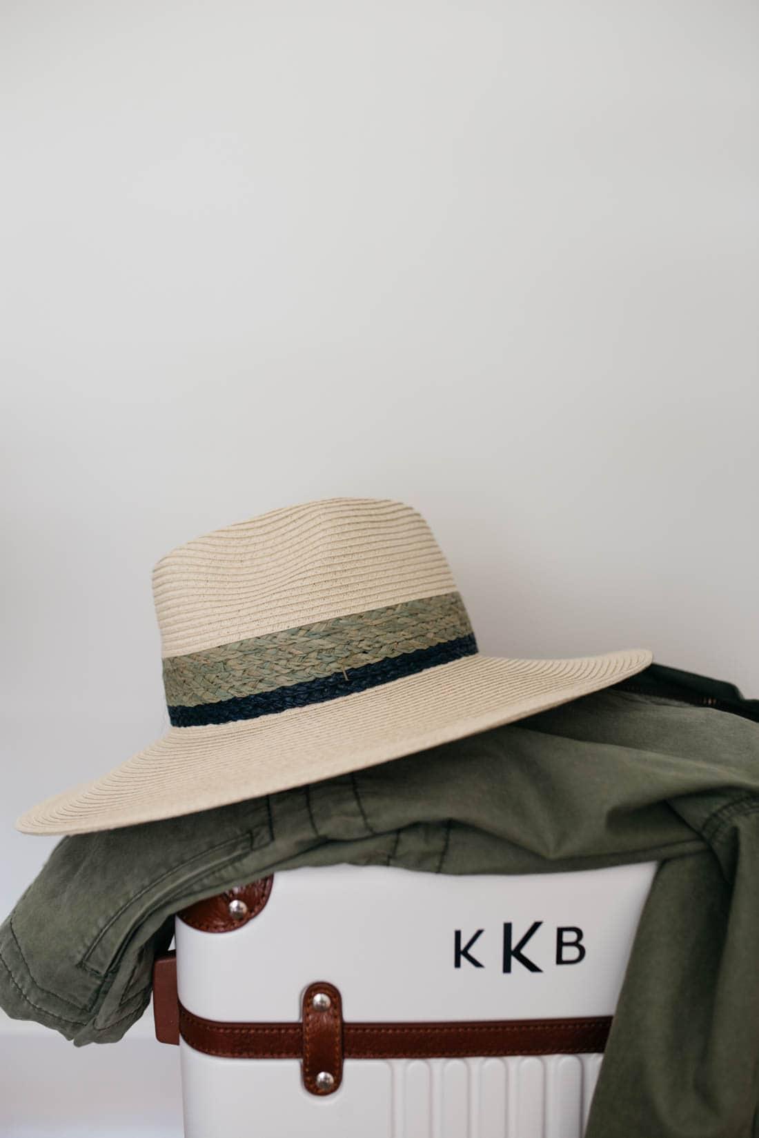 perfect straw beach hat