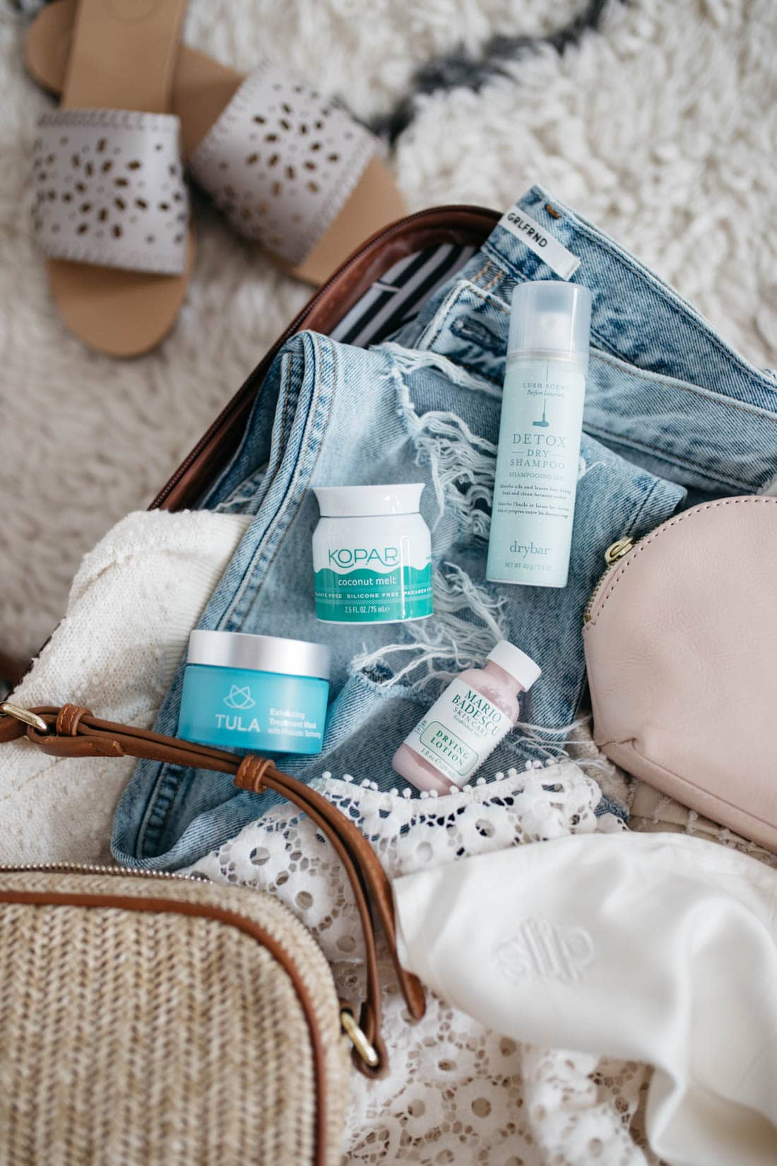 The Best Travel Beauty Products