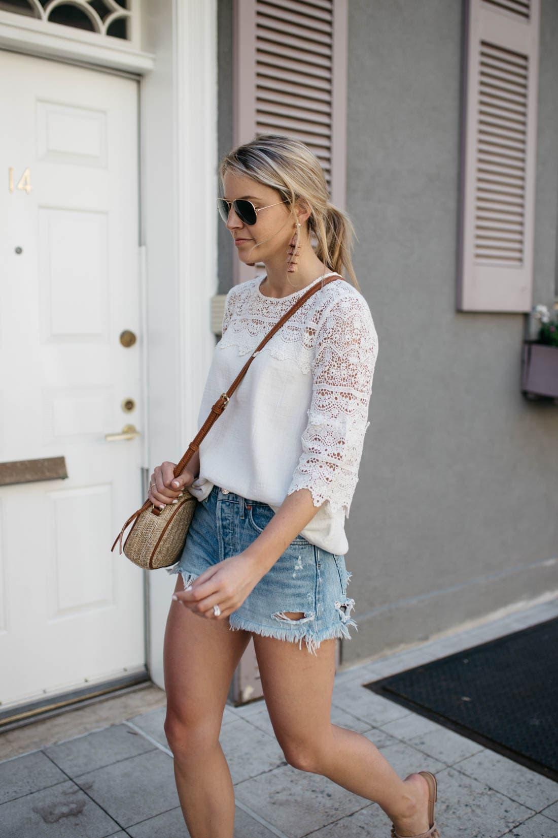 Sezane Céline blouse