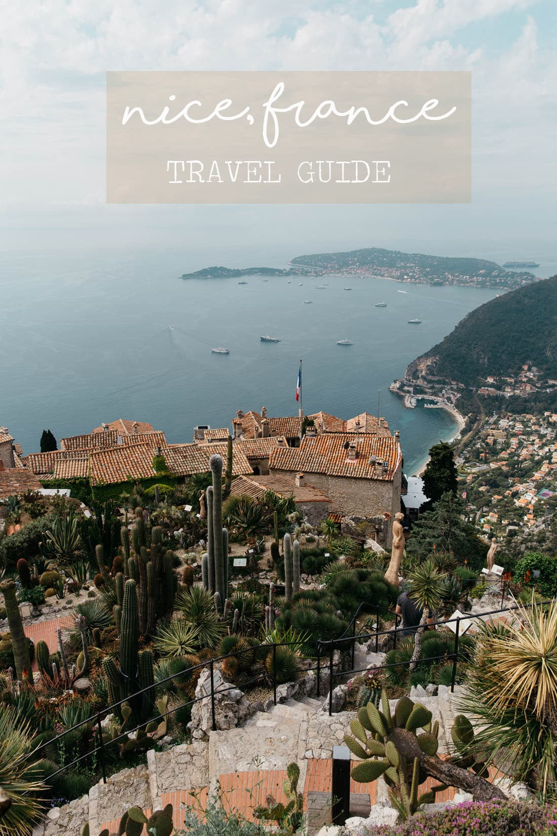Nice France Travel Guide
