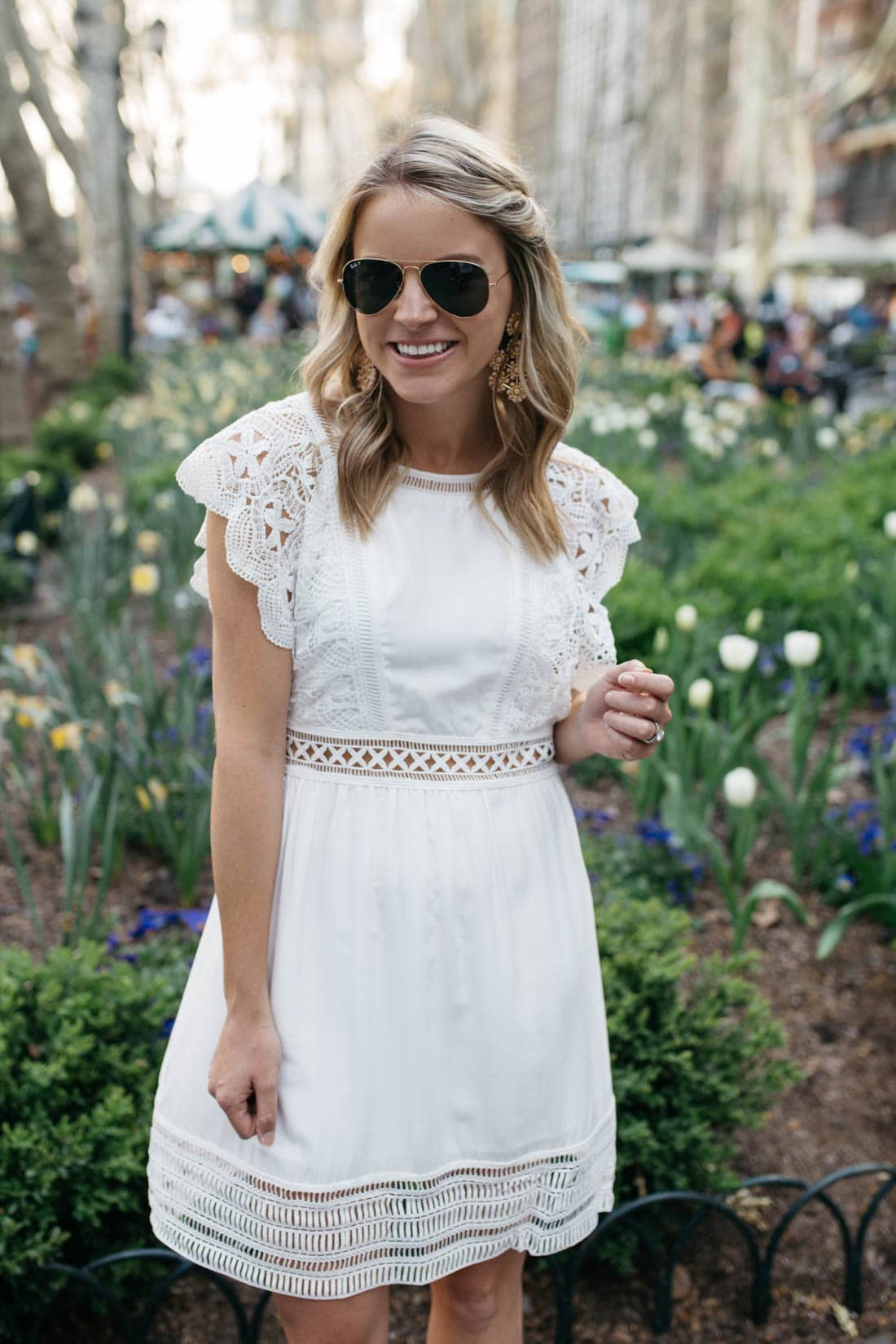 Affordable Little White Dress