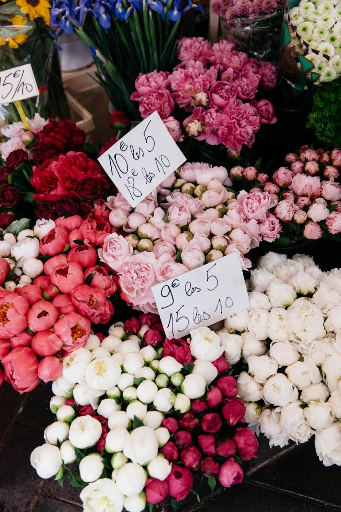 Farmers Market in Nice