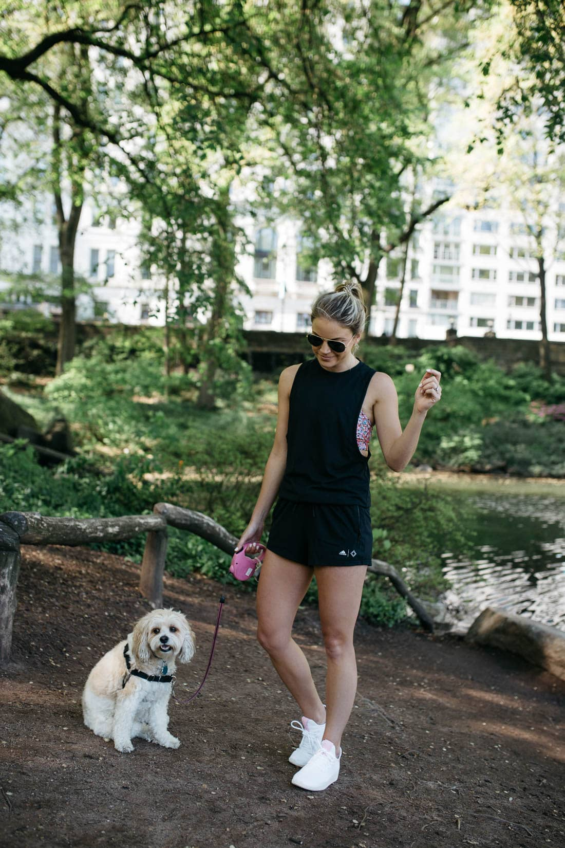 Free ways to workout in NYC
