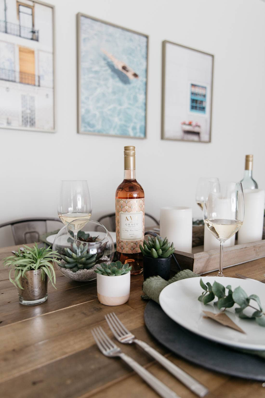affordable dry rosé