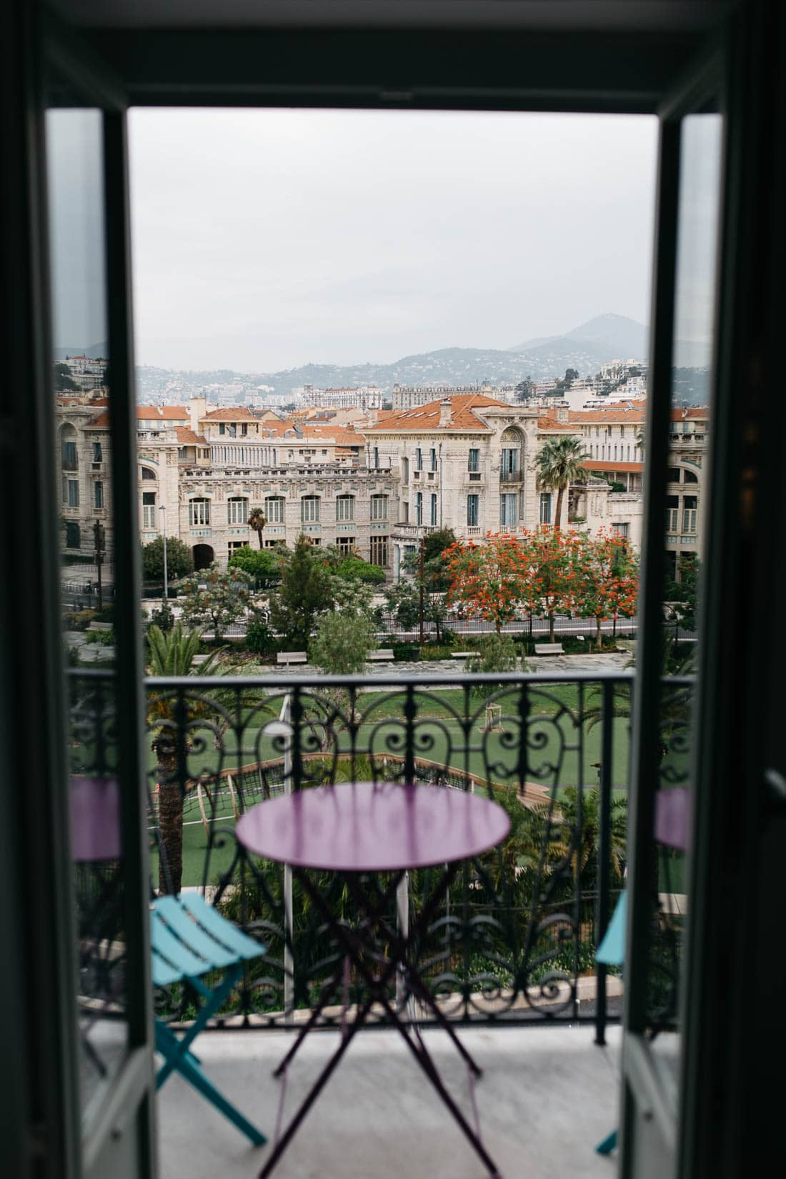 Nice France AirBNB