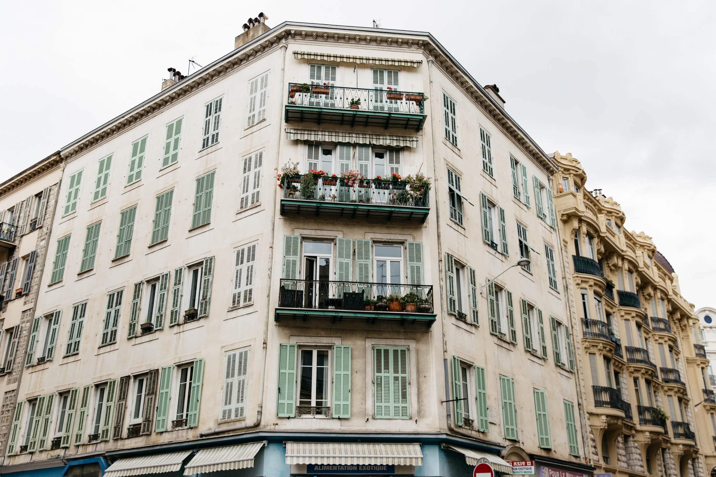 Visiting Nice France