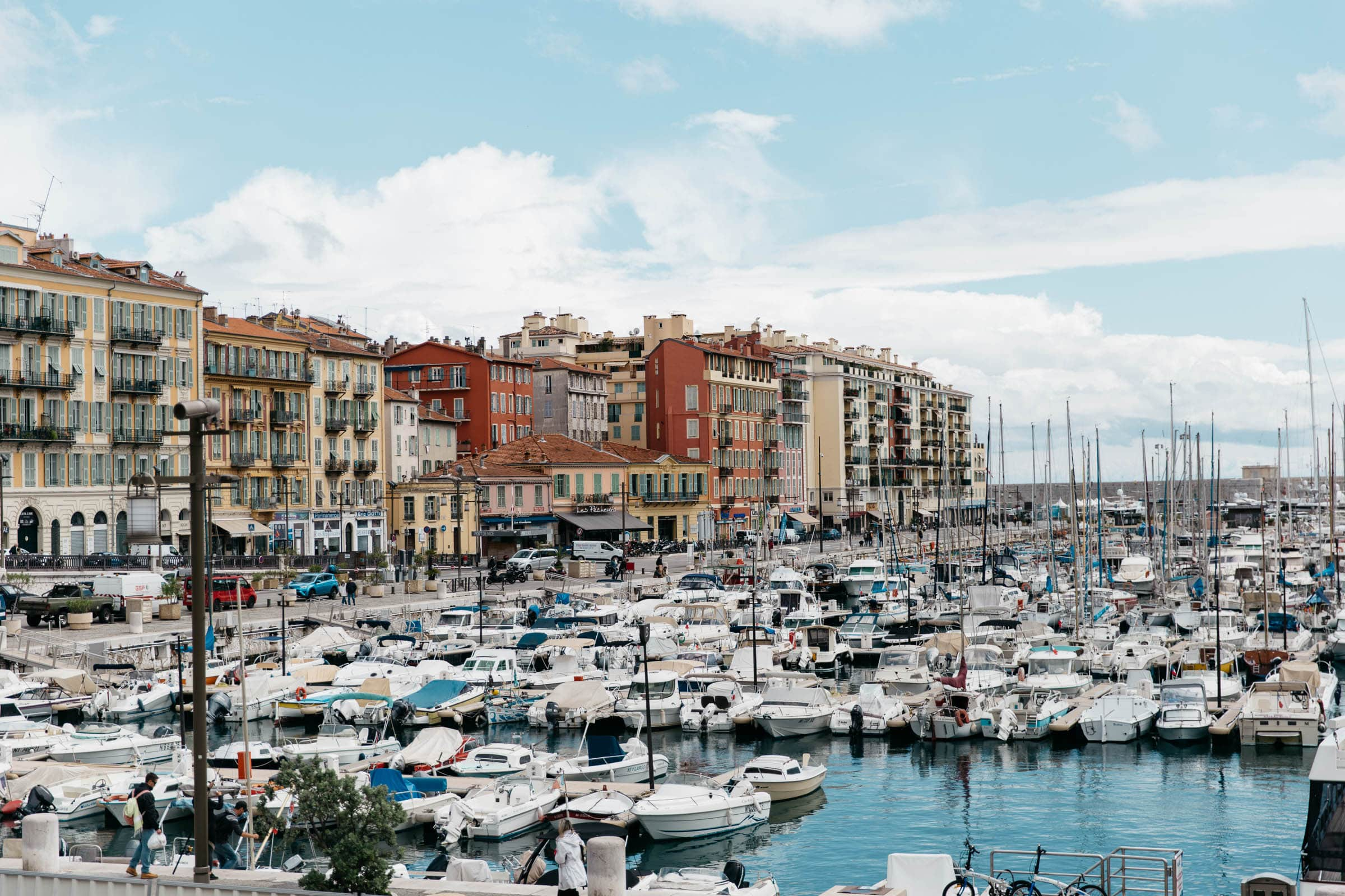 Travel Guide for Nice