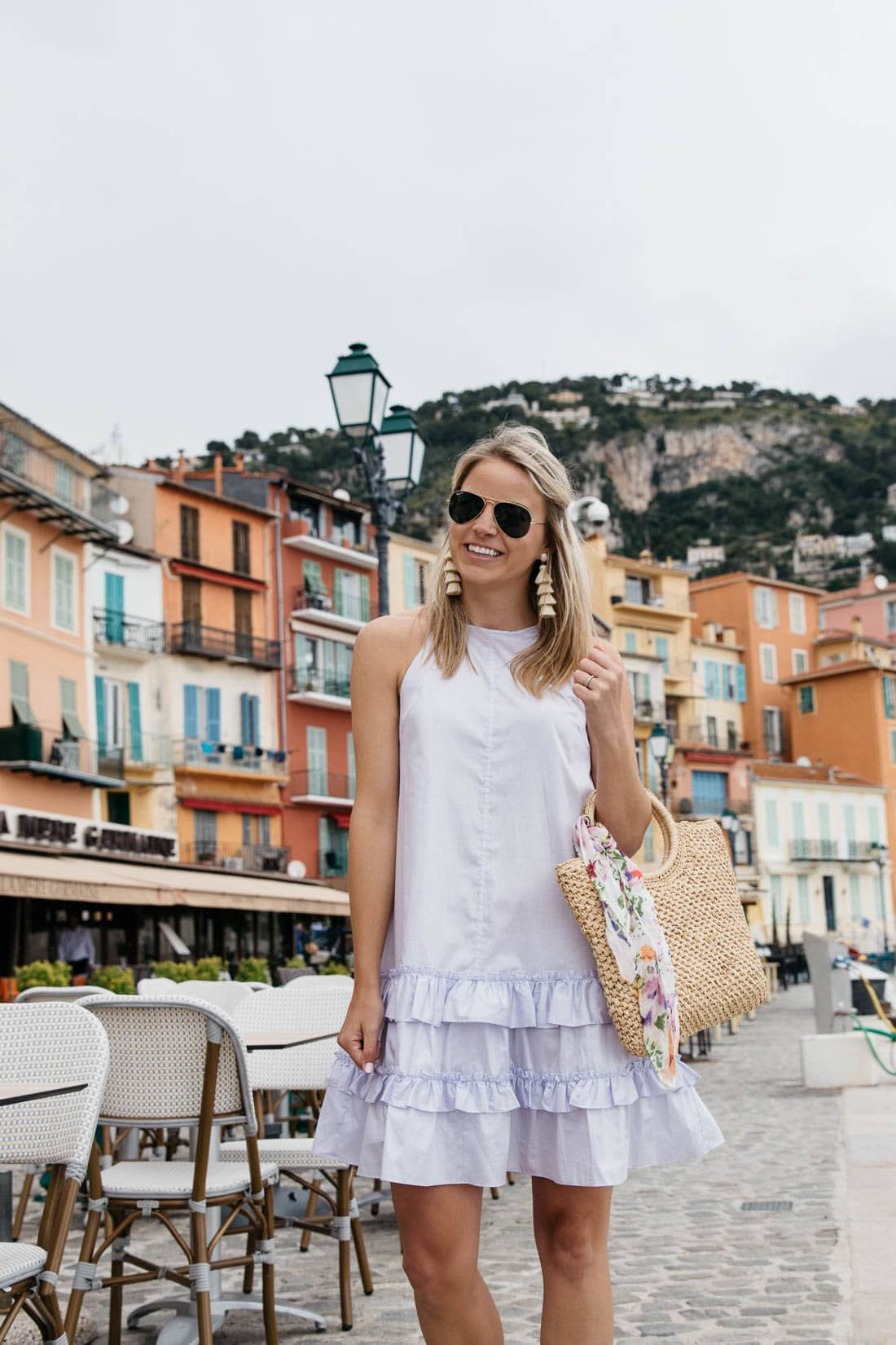 where to eat in Villefranche-sur-Mer