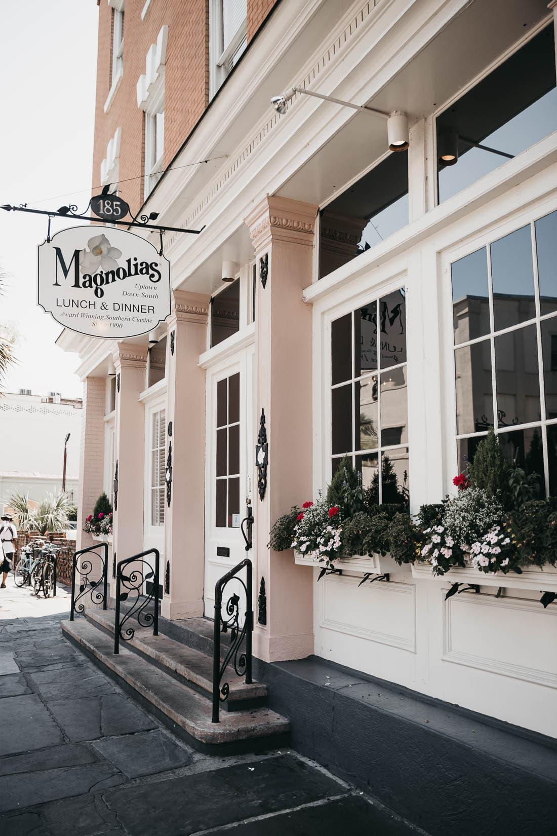 Magnolia's Charleston