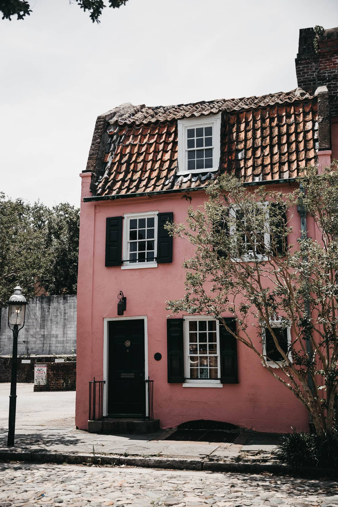 The Pink House Charleston