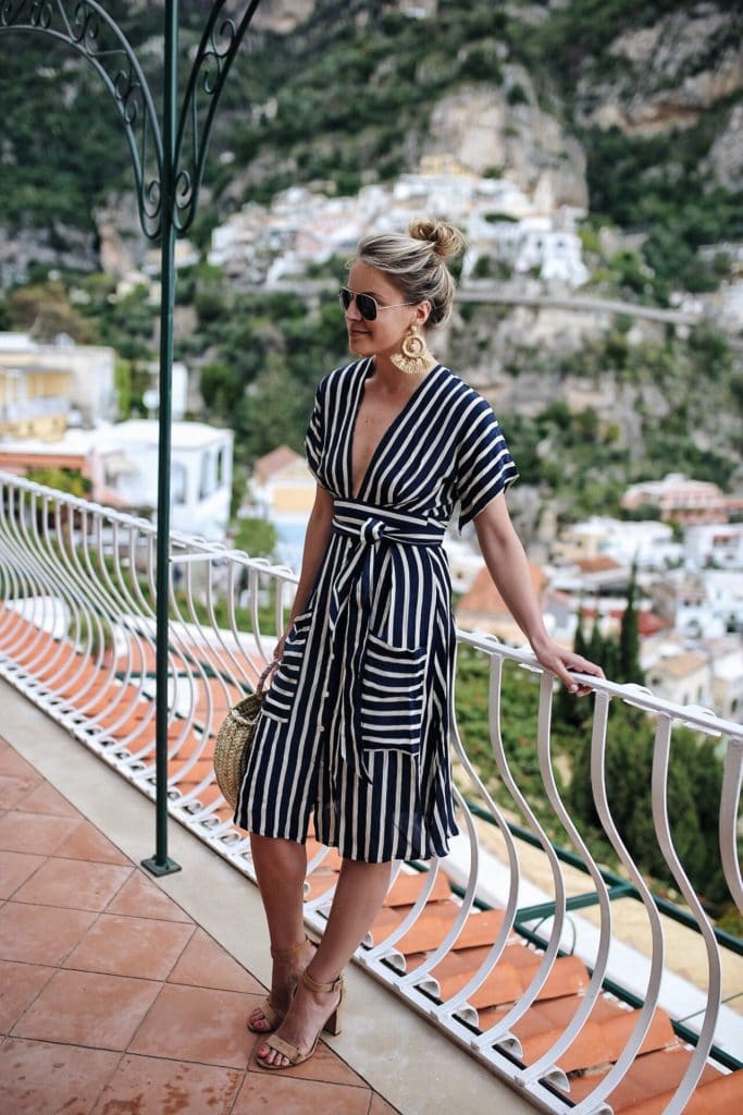 What to pack for Positano