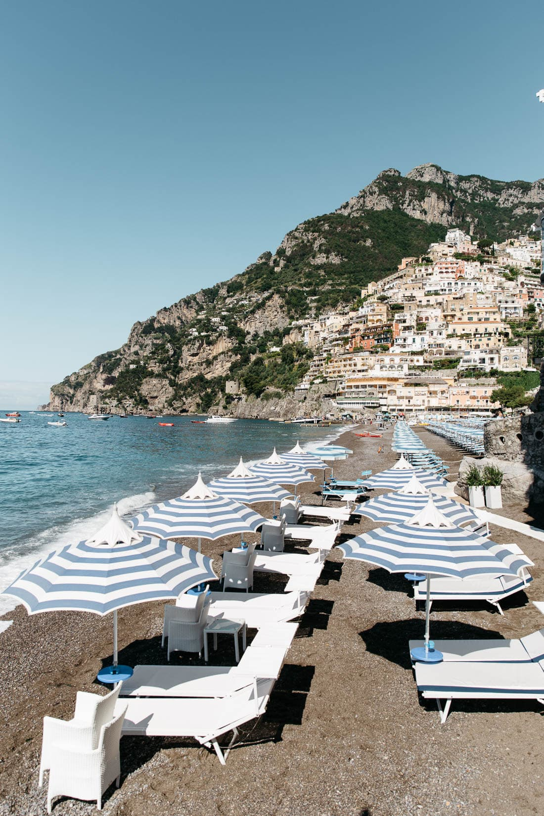 Positano Beach Clubs