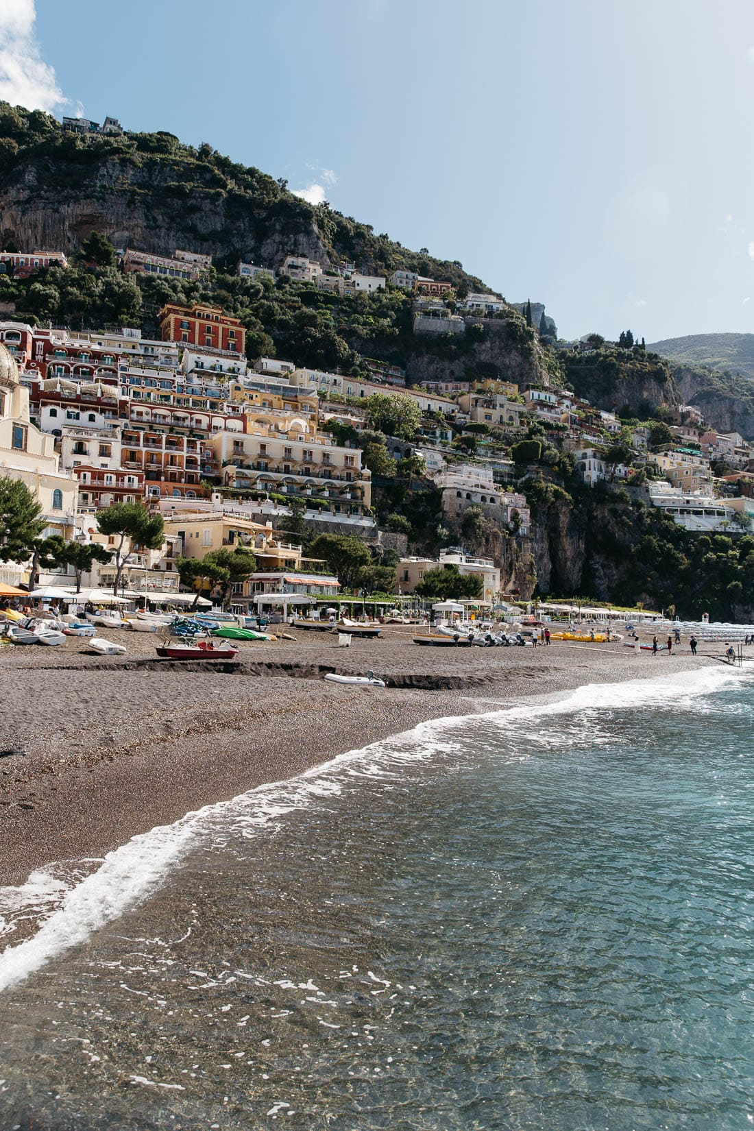 Positano Vacation