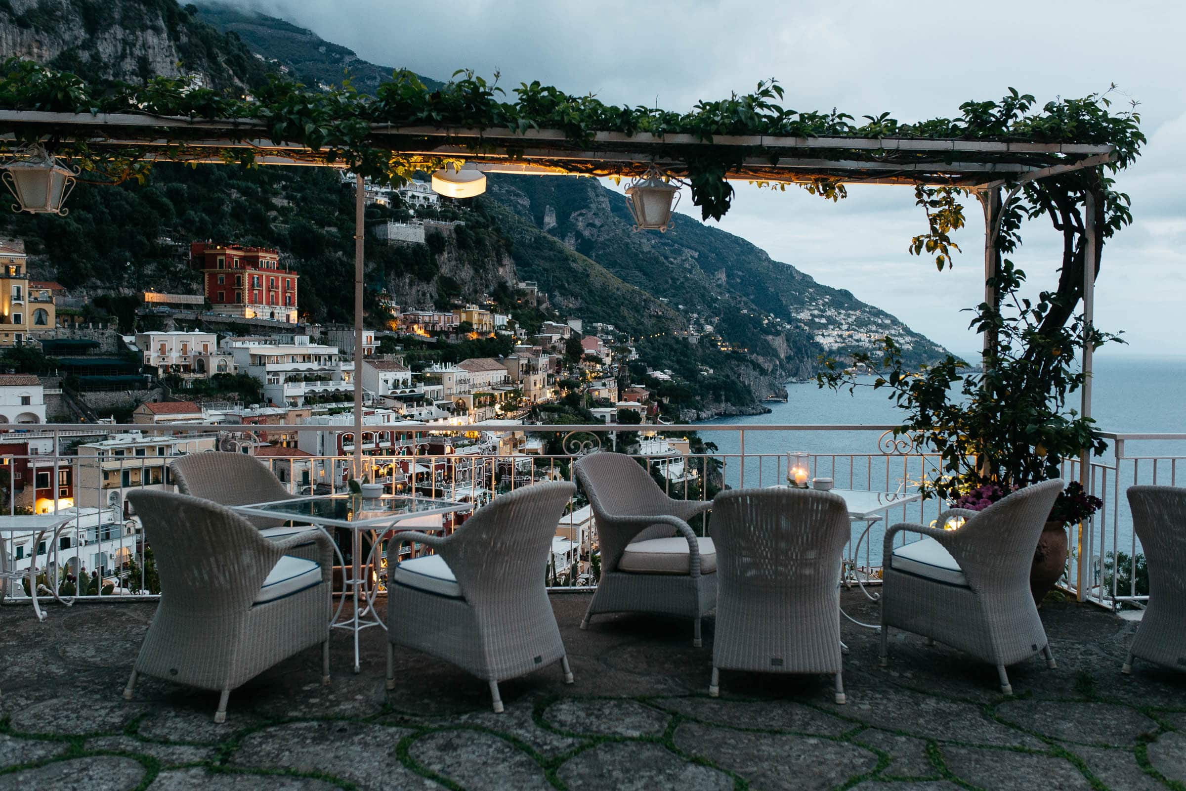 Positano in May