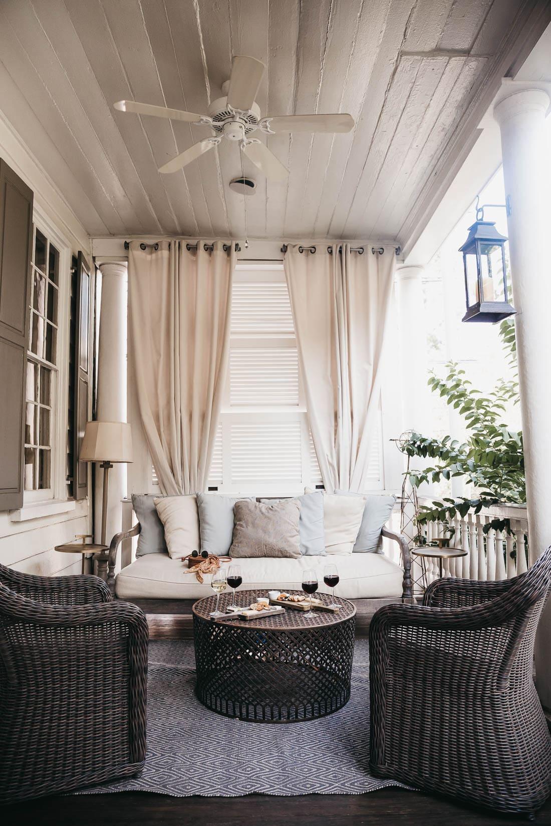 Best porches in Charleston