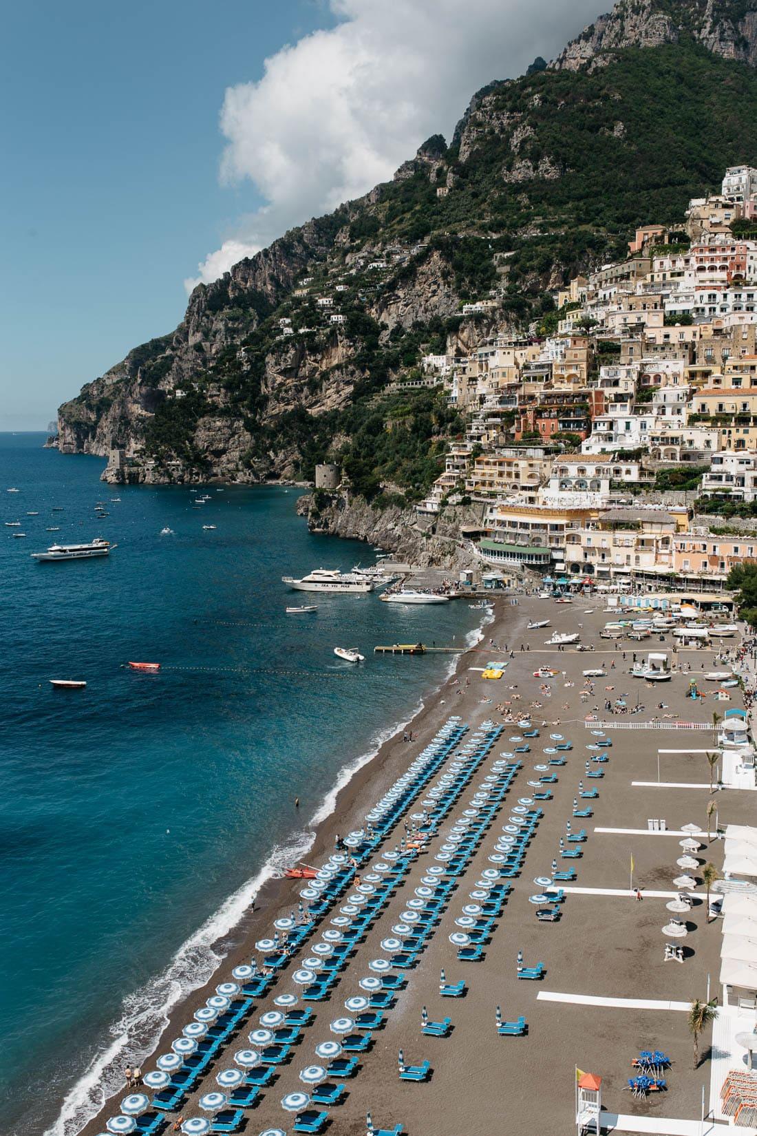 Best view in Positano