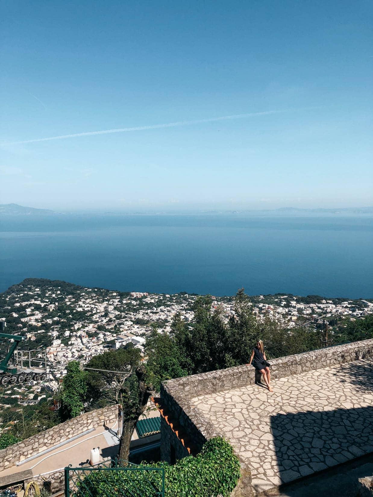 Best Views of Capri