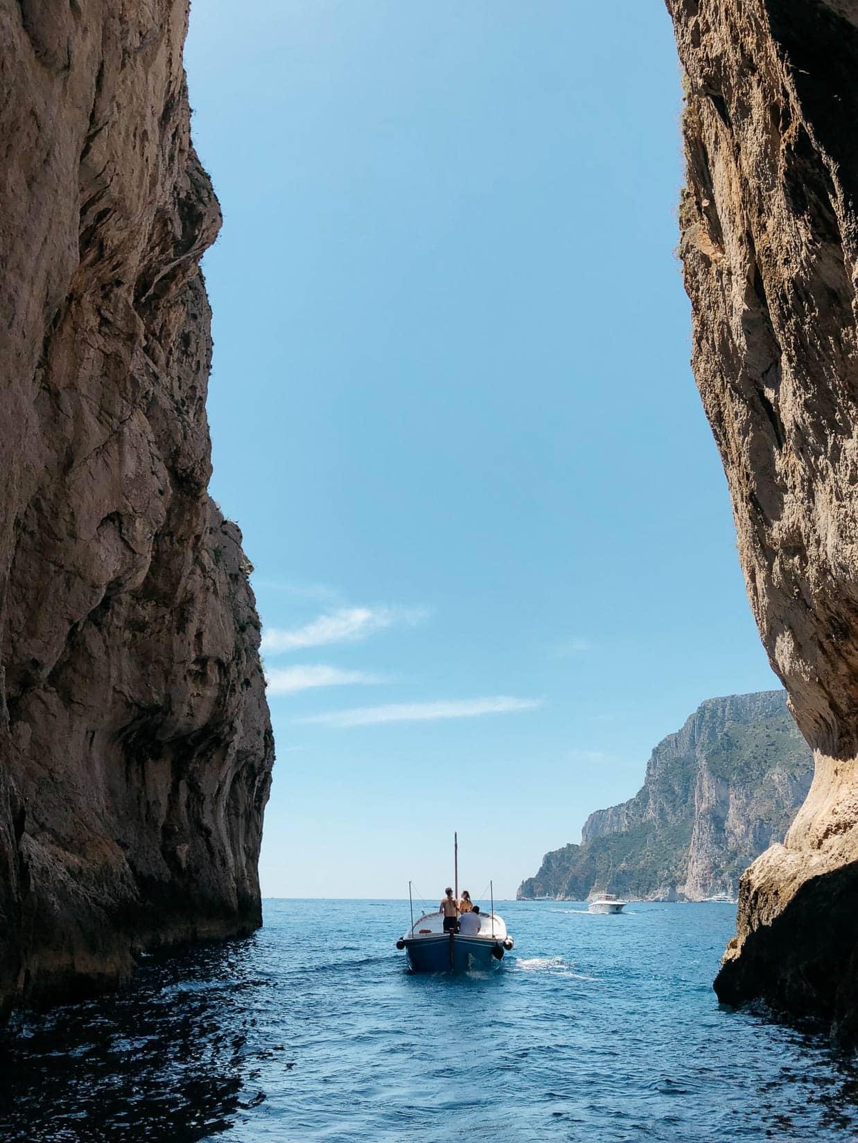 Capri by Sea