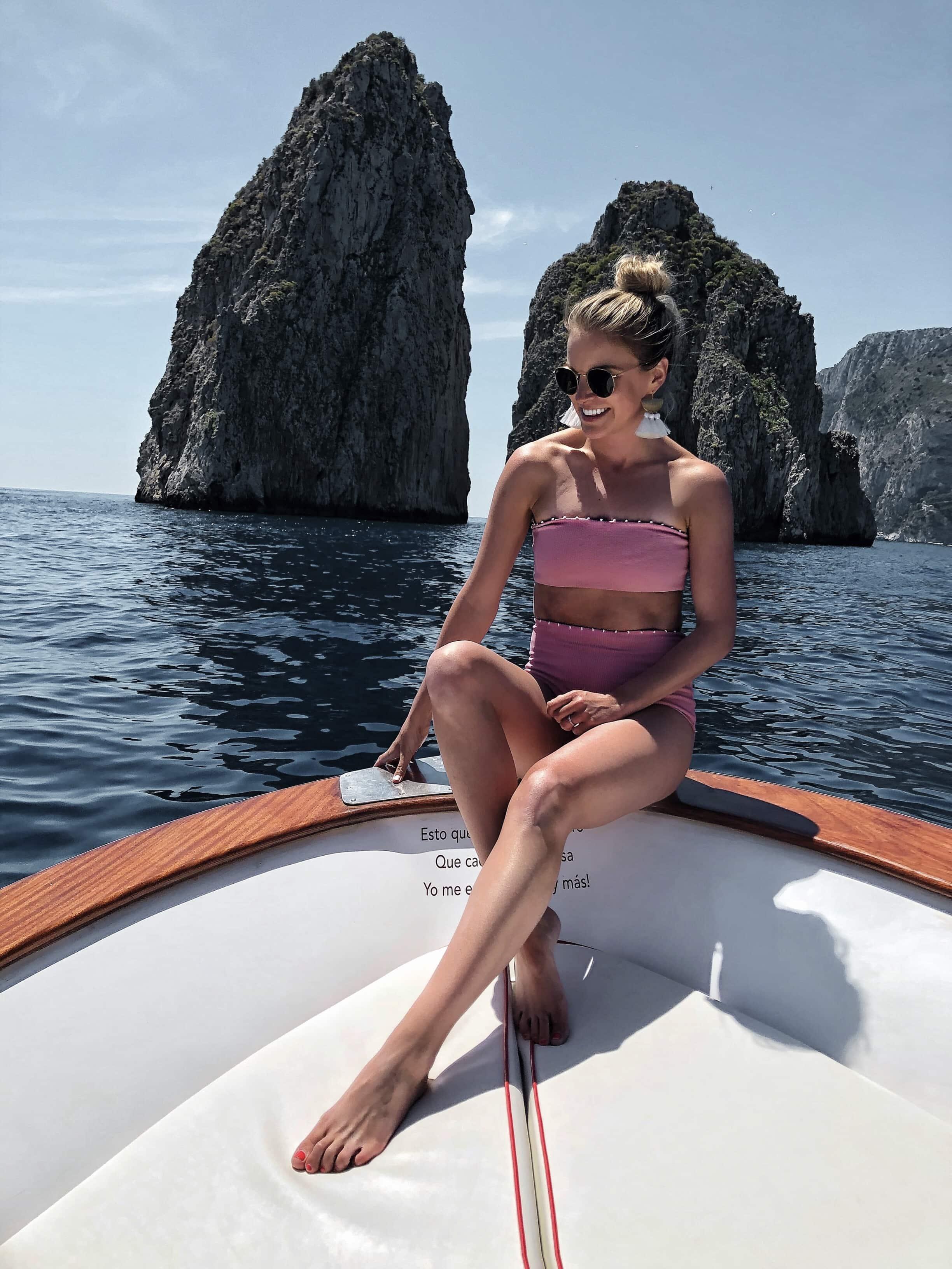 Boat rentals in Capri