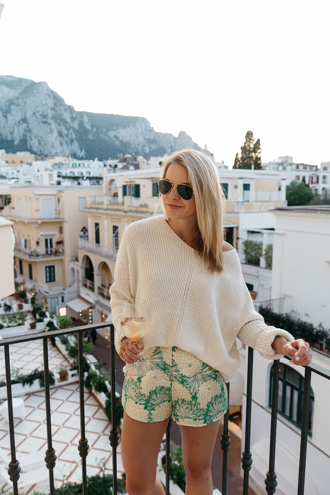 Where to stay in Capri