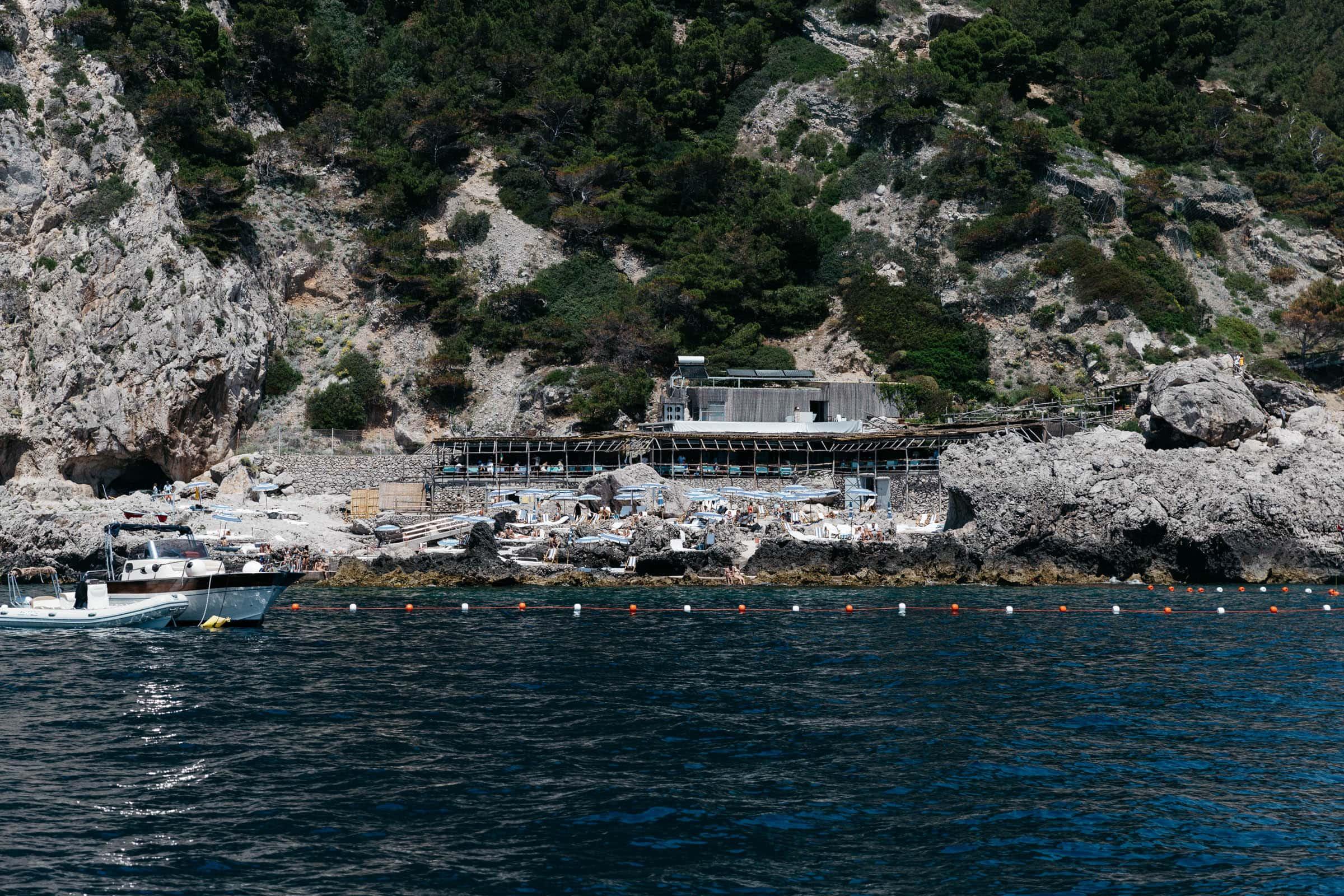 Le Fontelina Beach Club