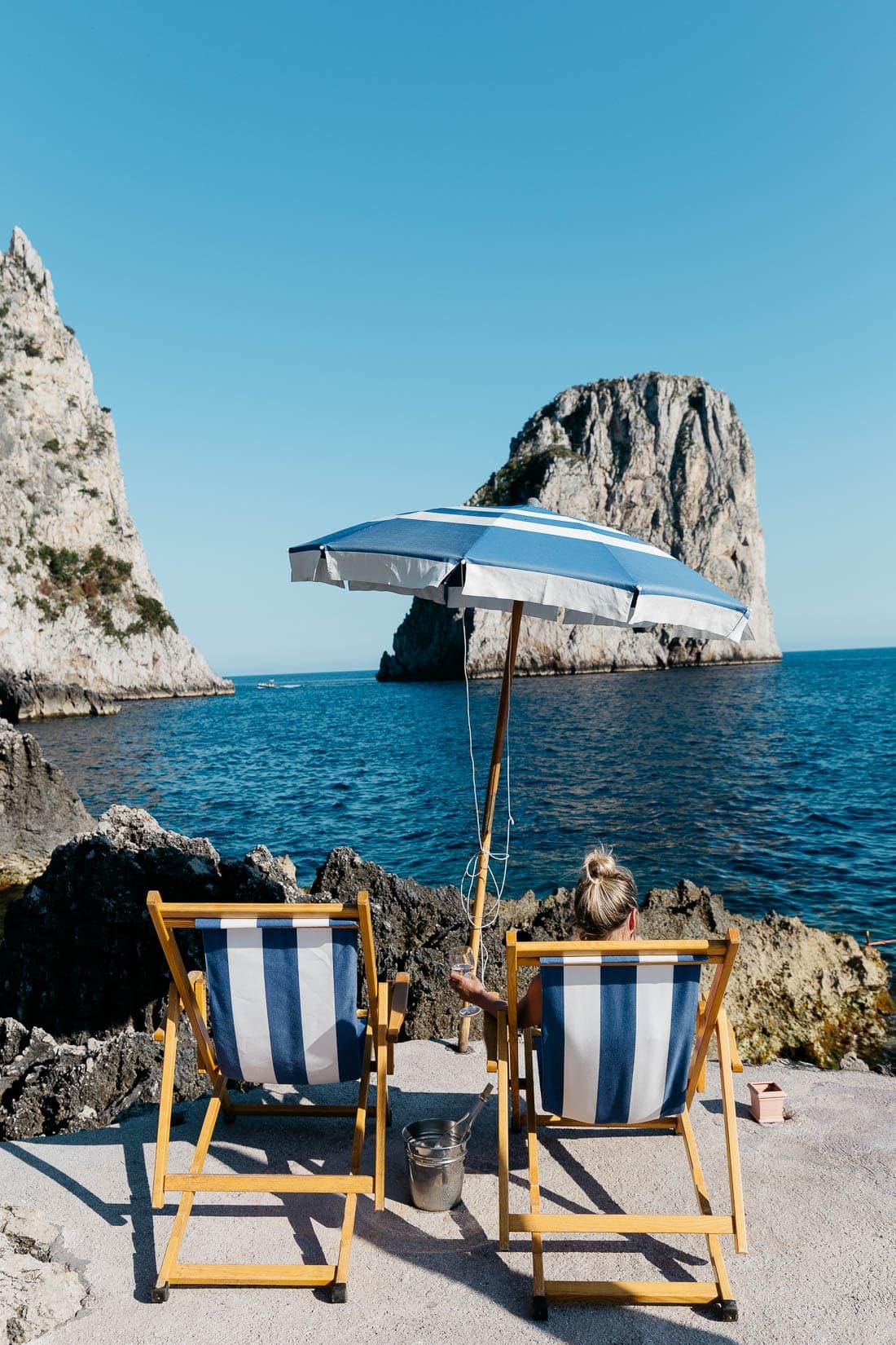 Capri Beach Clubs