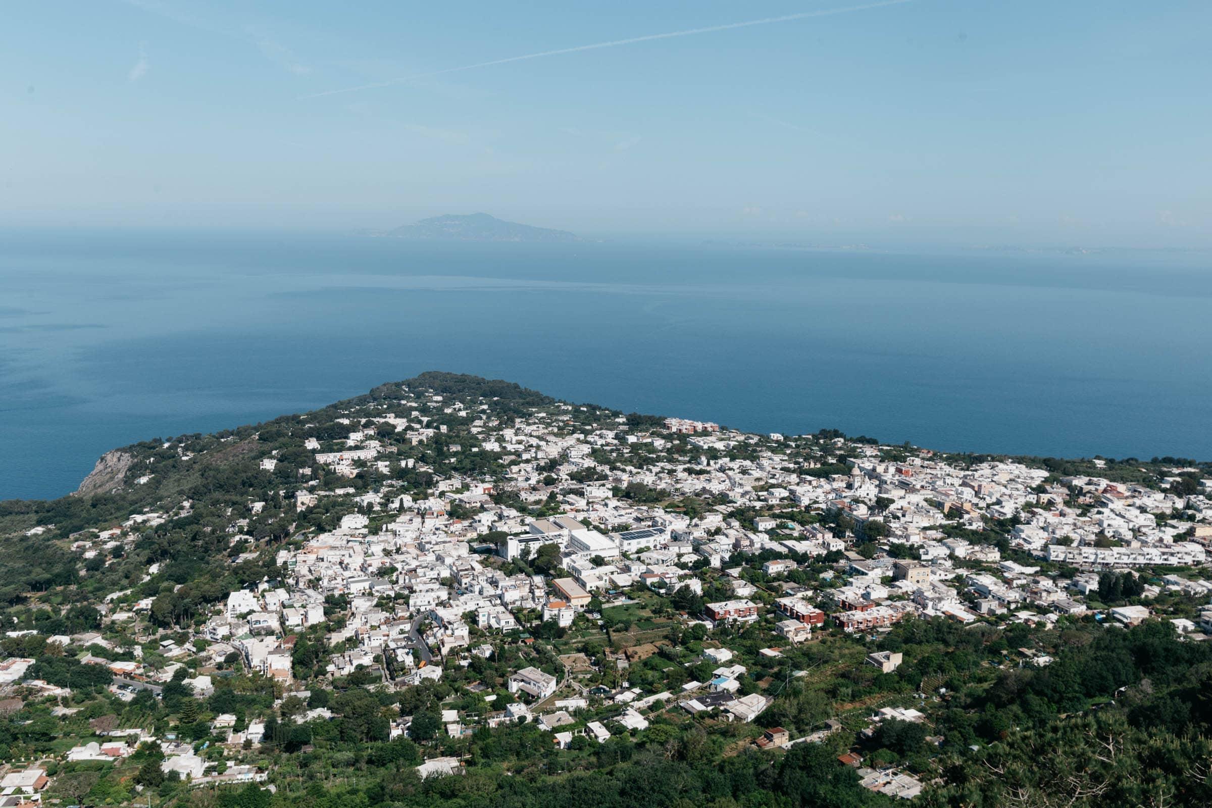 Best views in Anacapri