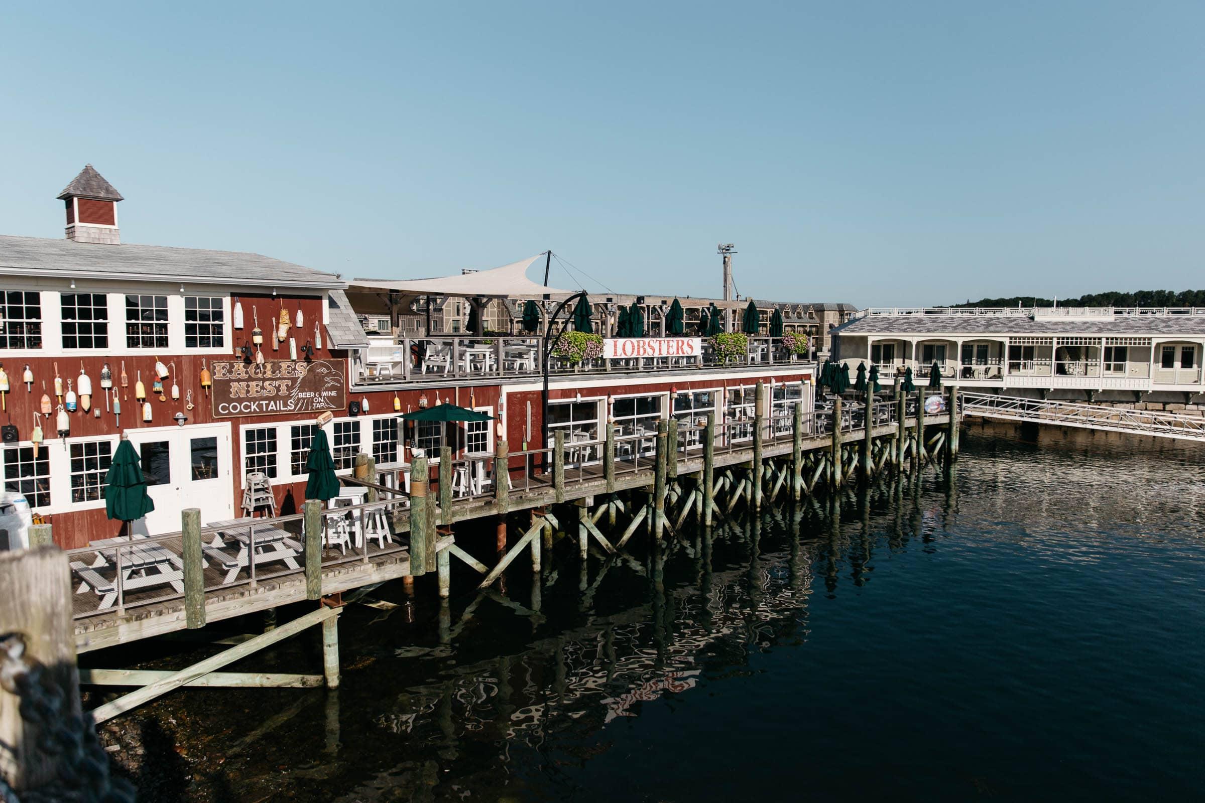 Bar Harbor Waterfront