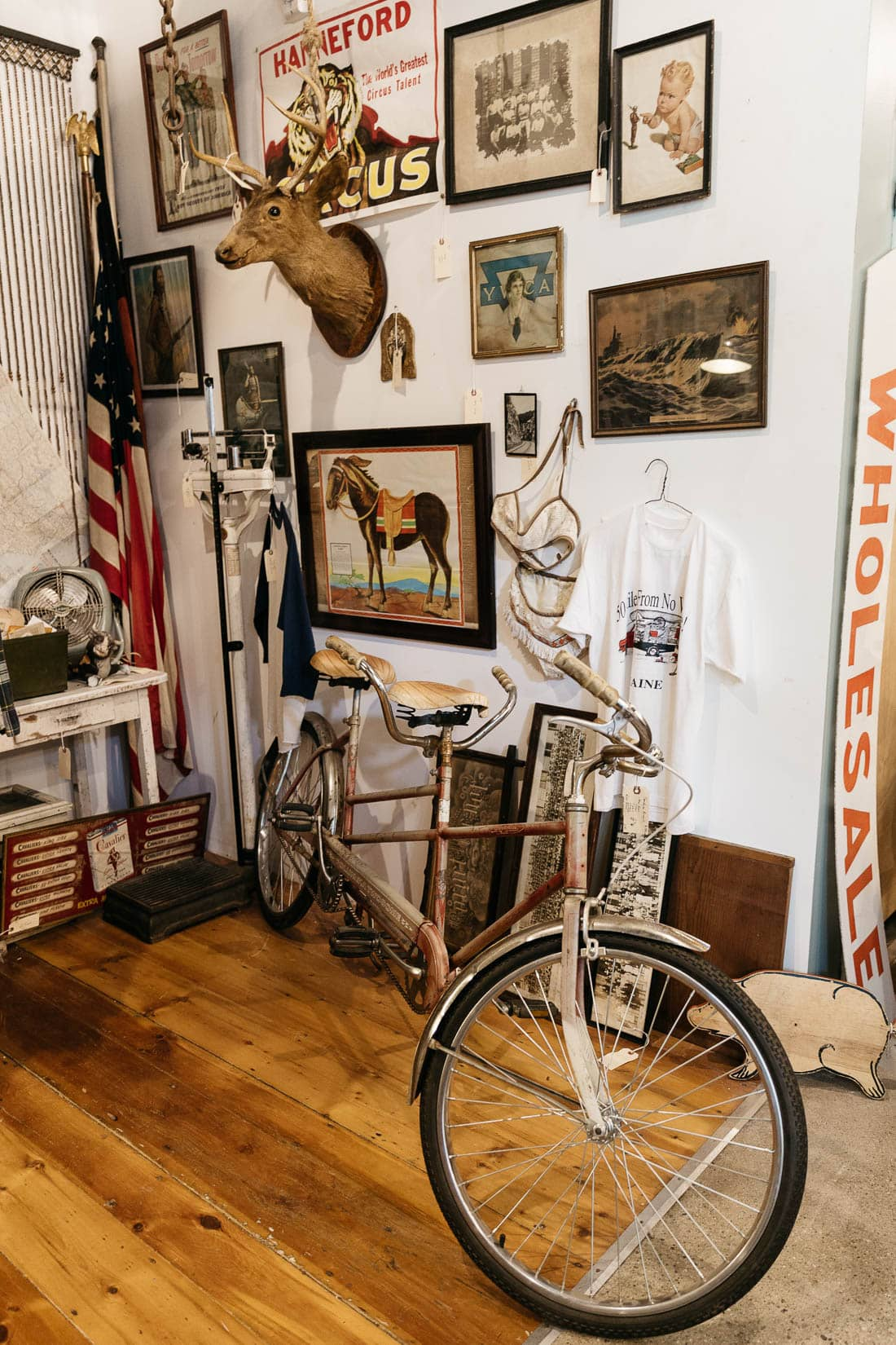 Antique Shop Portland Maine