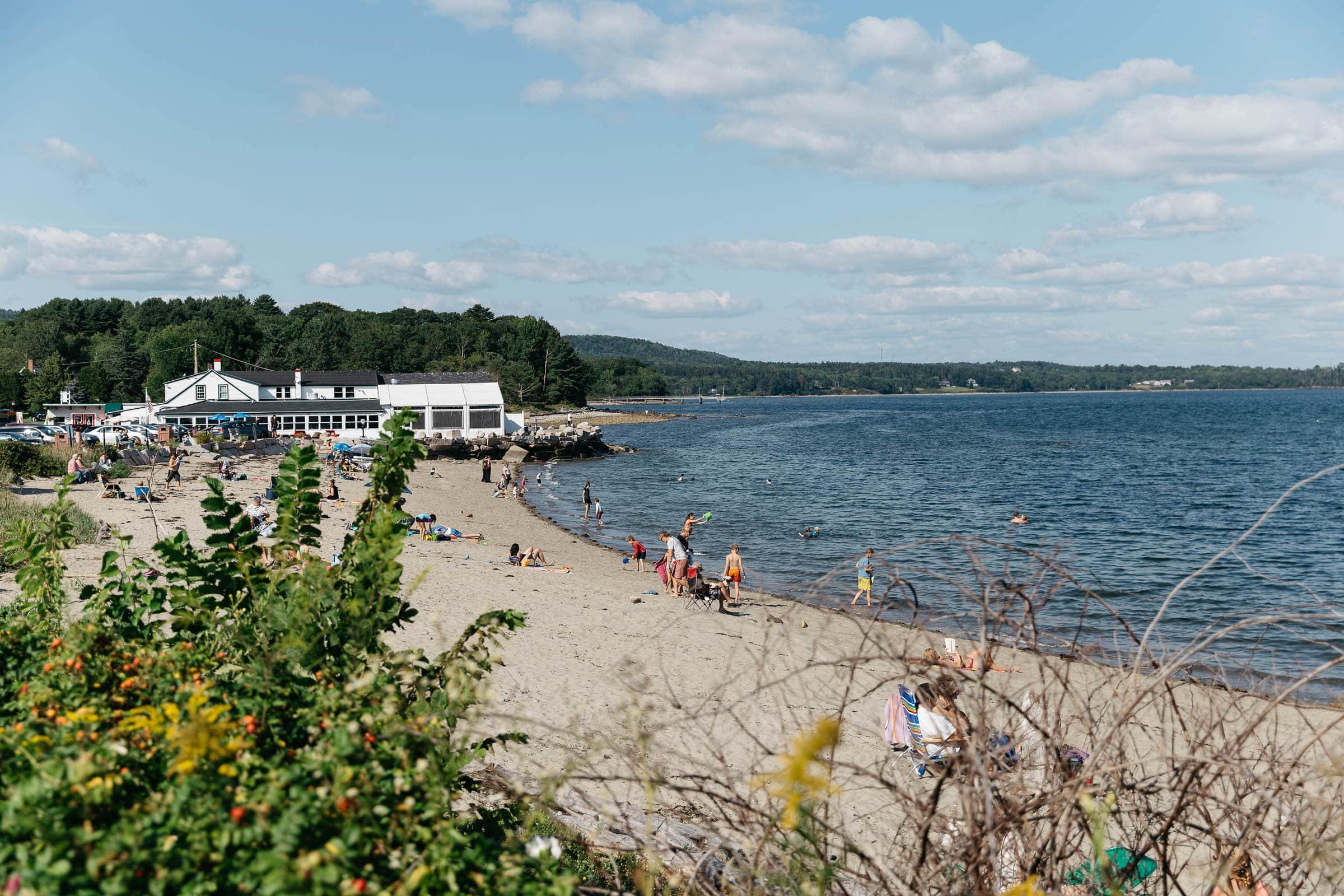 Maine Coastal Drive