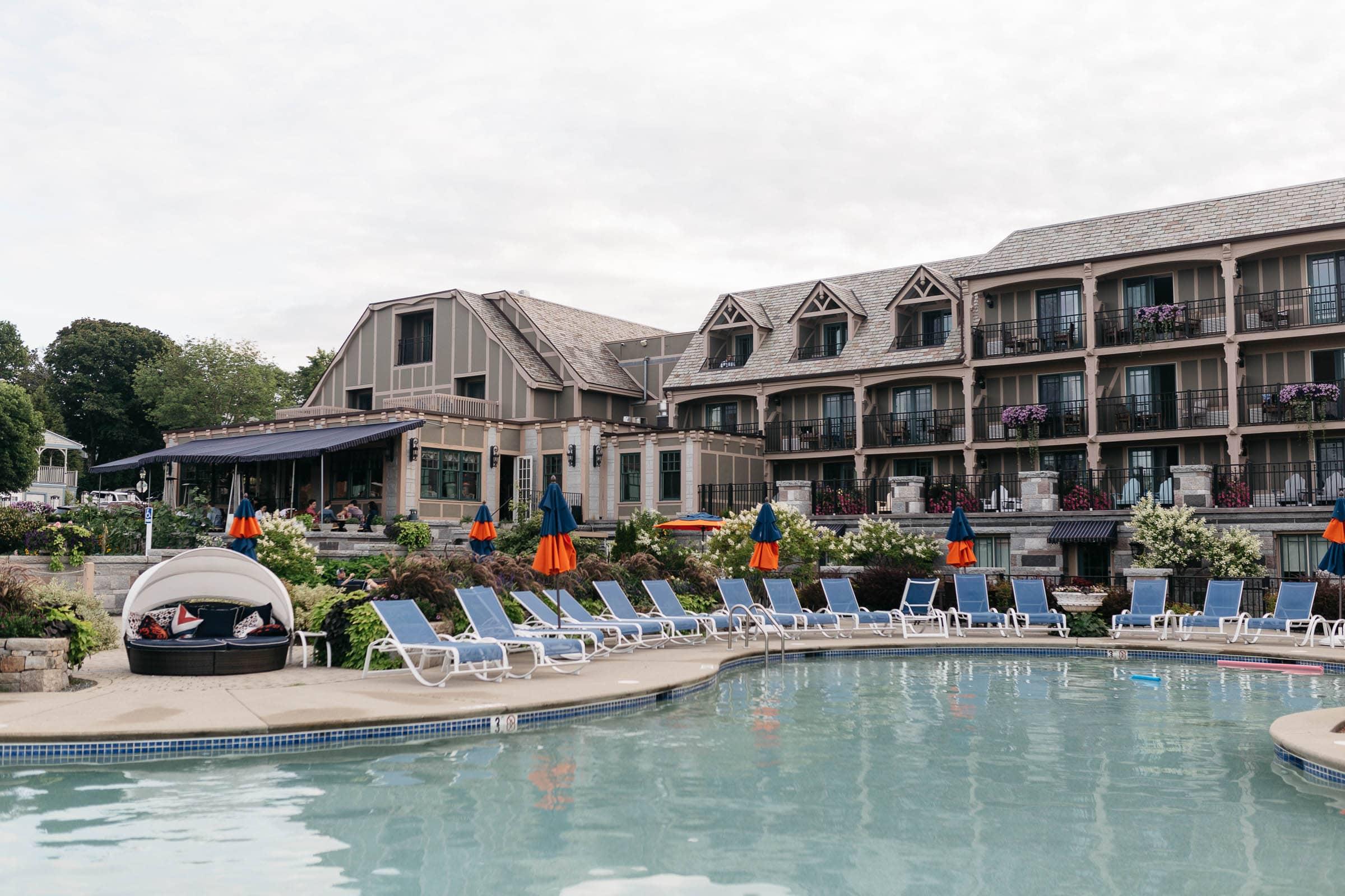 The Harborside Hotel Bar Harbor