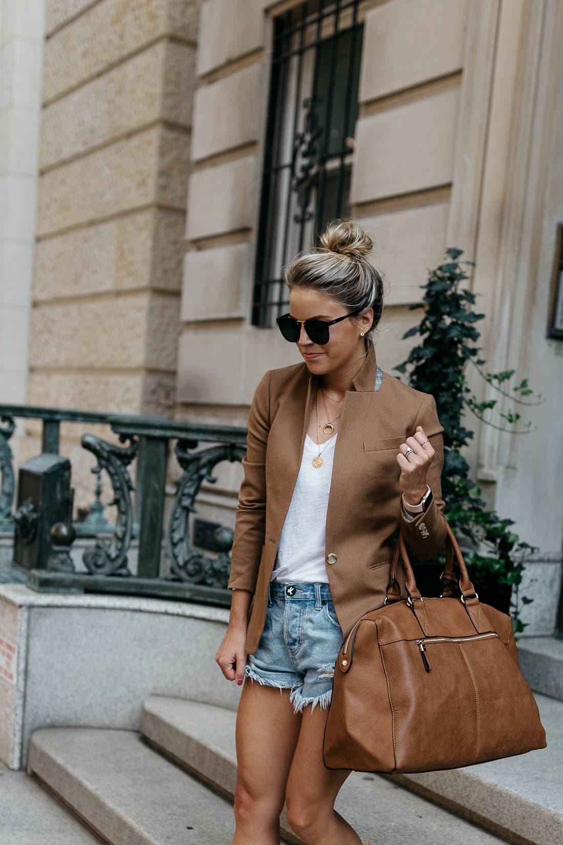 summer to fall wardrobe