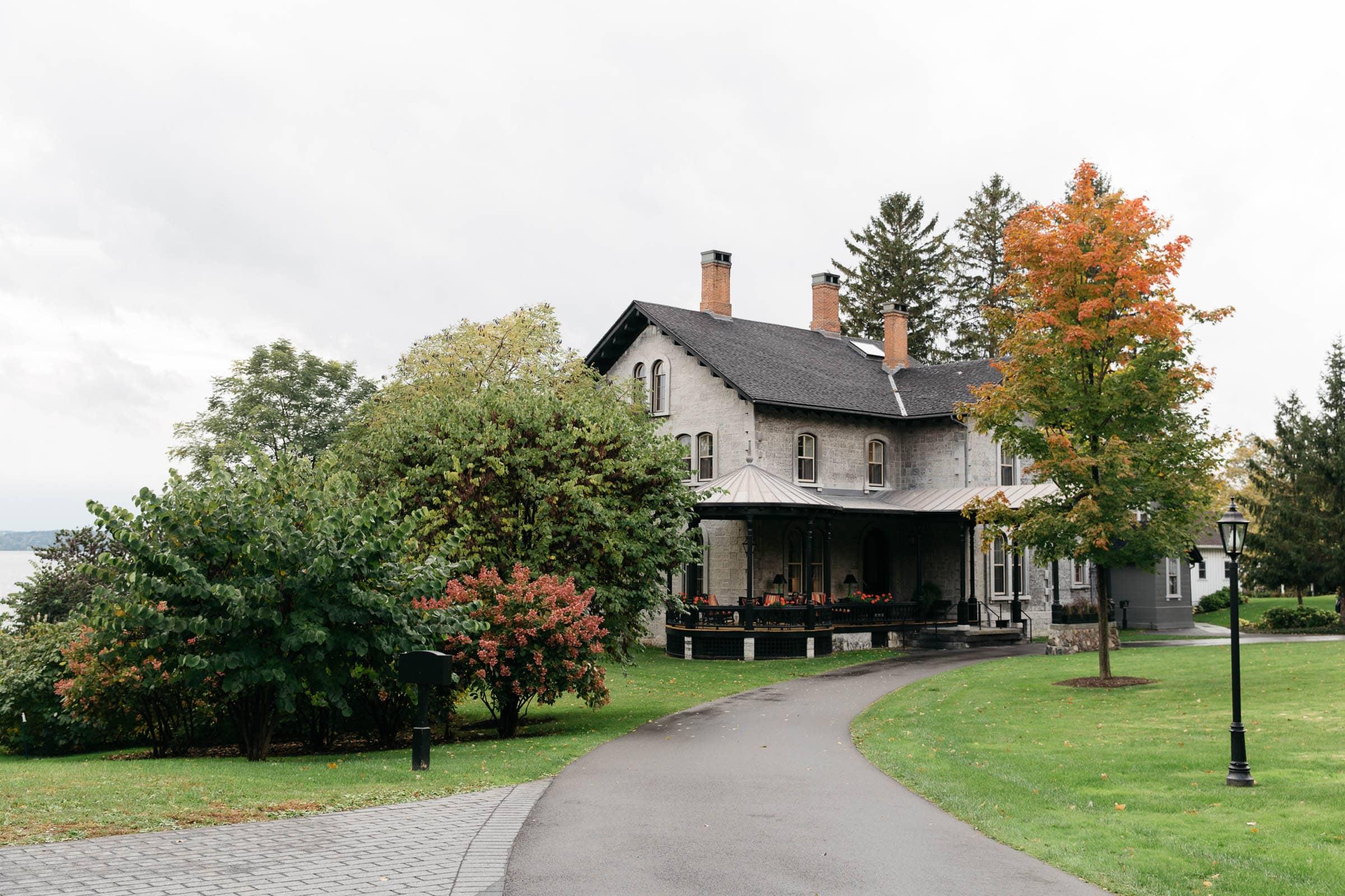E.B. Morgan House
