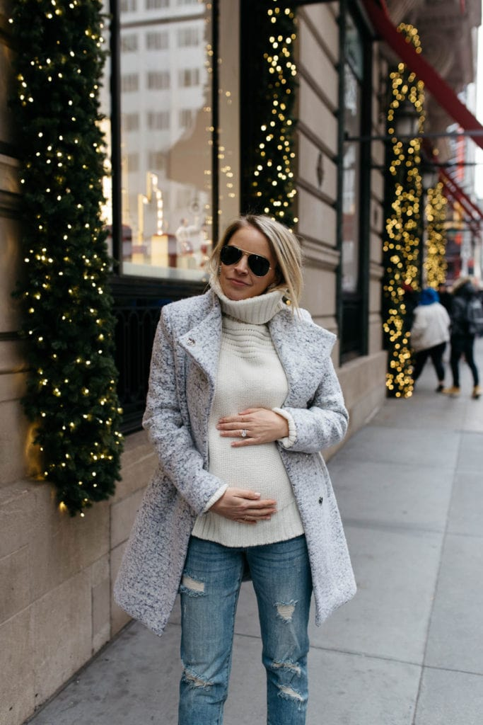 Pregnancy Holiday Style