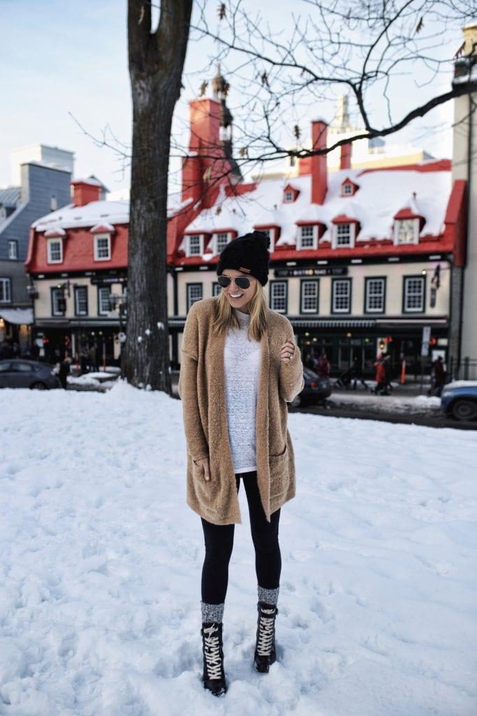 Winter Pregnancy Style