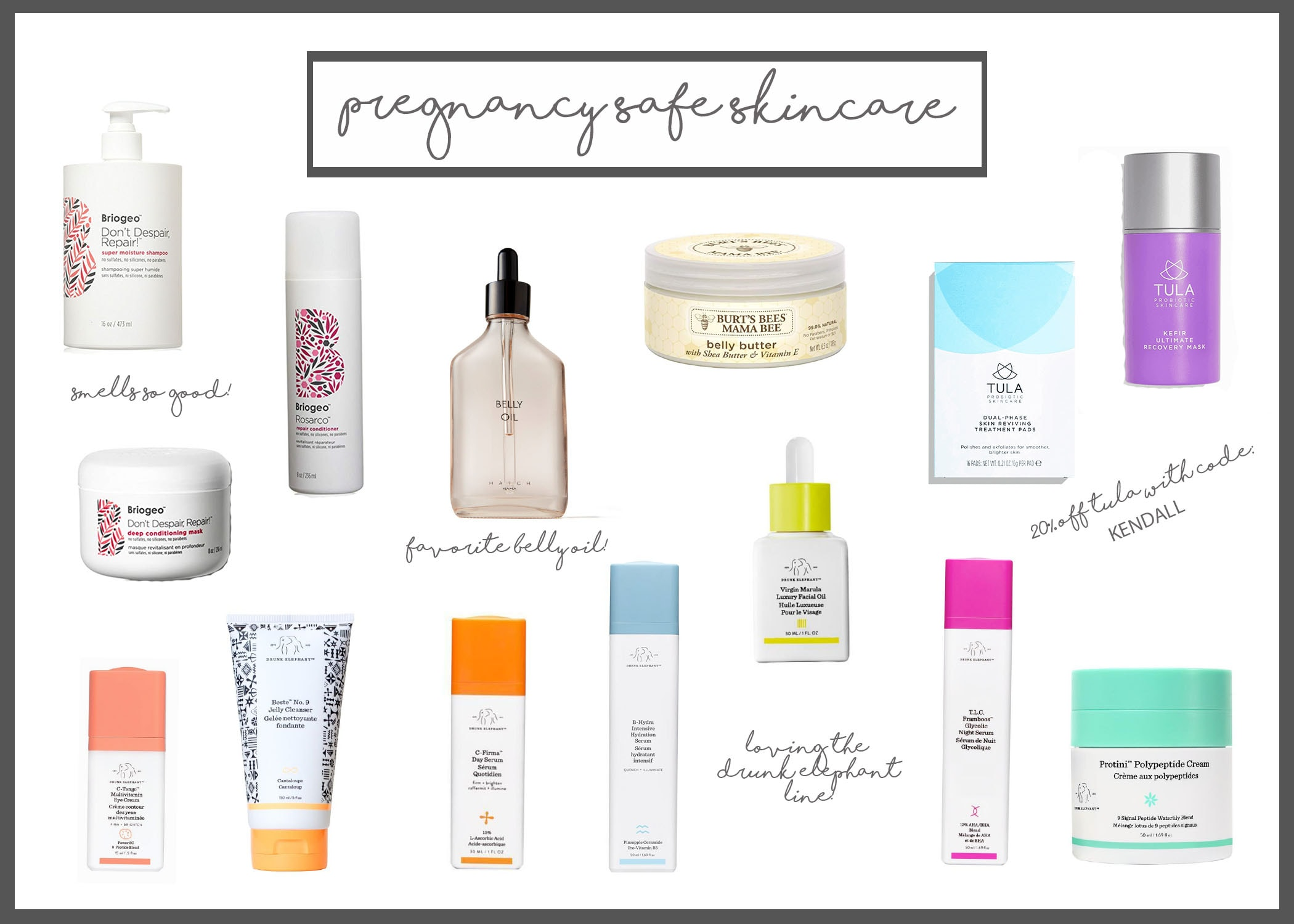 safe skin care products
