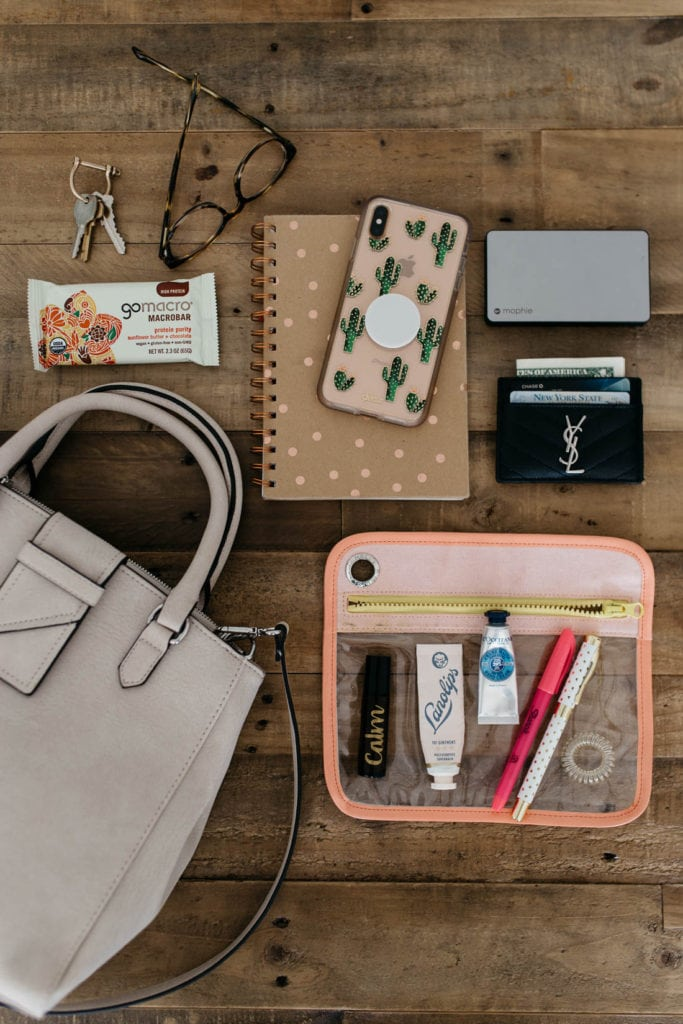 what's in my everyday bag