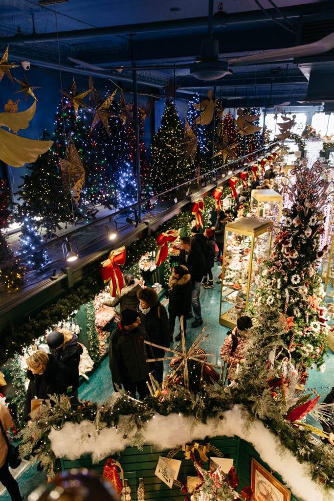 Boutique de Noël de Québec