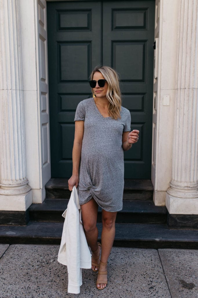 comfy pregnancy style