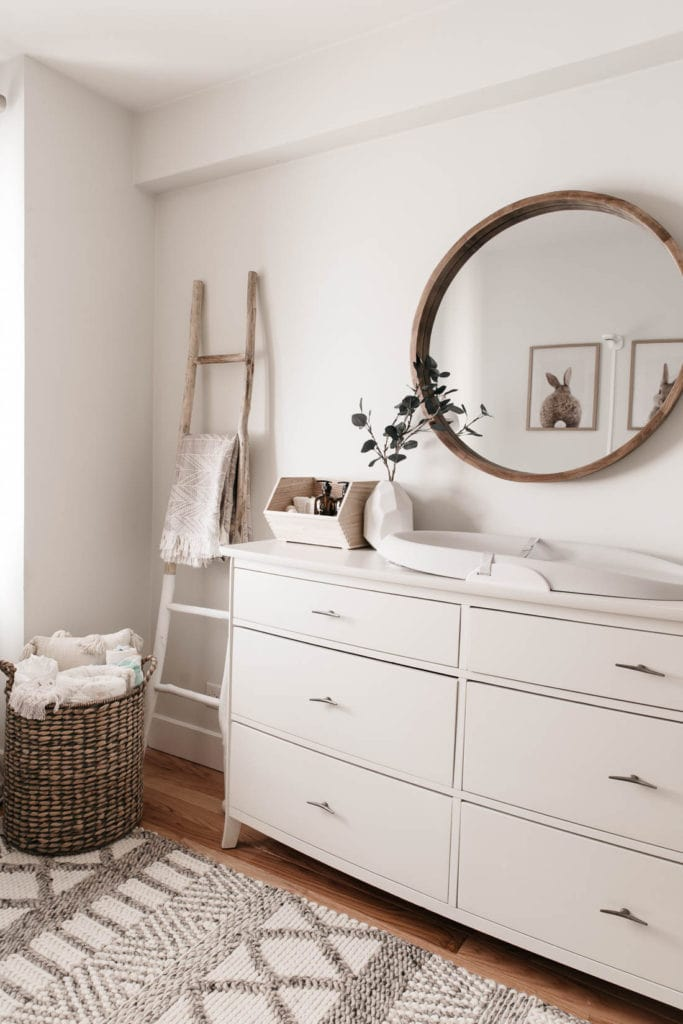 how to design a gender neutral nursery