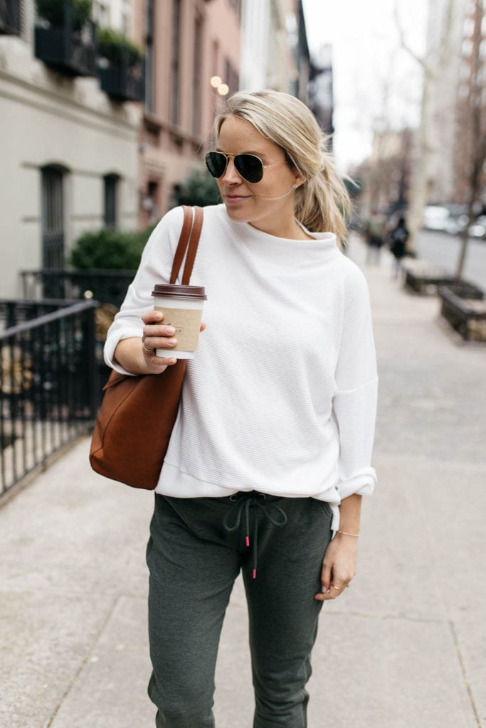 casual weekend outfit