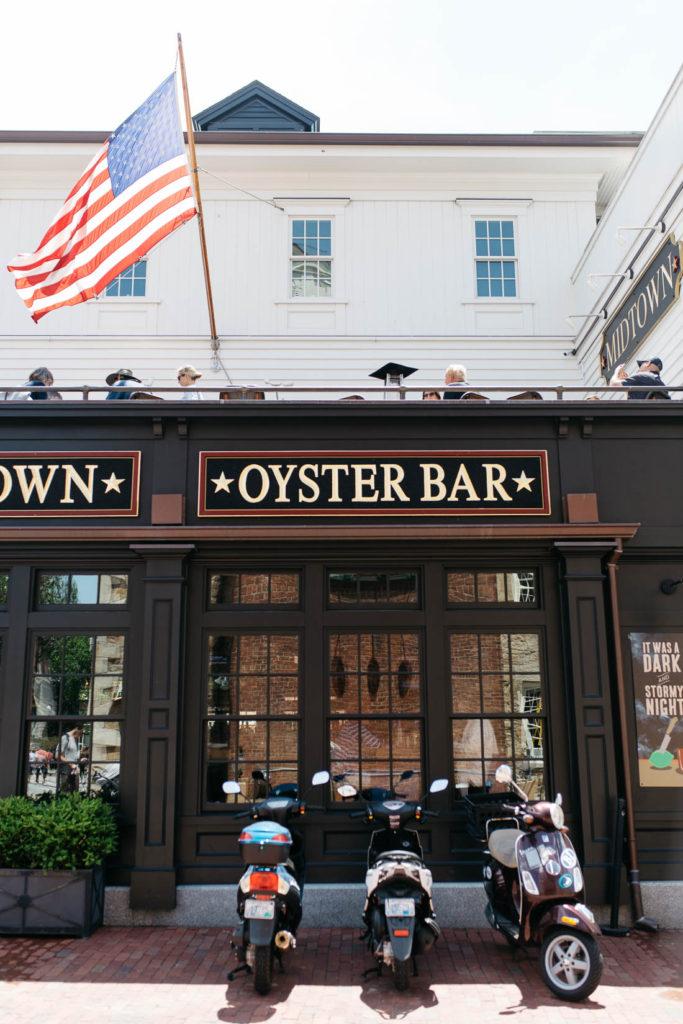 Newport Oyster Bar