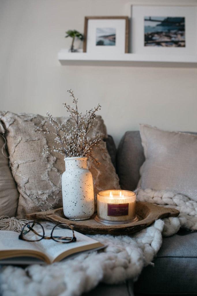 HomeWork Candles
