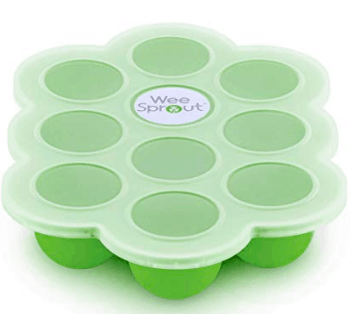 1.5oz Silicone Freezer Tray