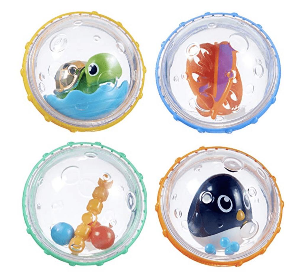 Float + Play Bubbles